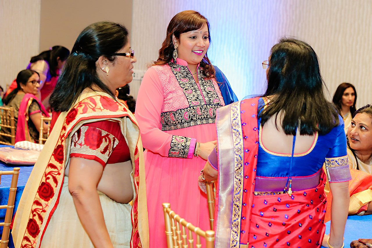 Neil Ganesh Pooja Embassy Suites Conference Center Noblesville 184