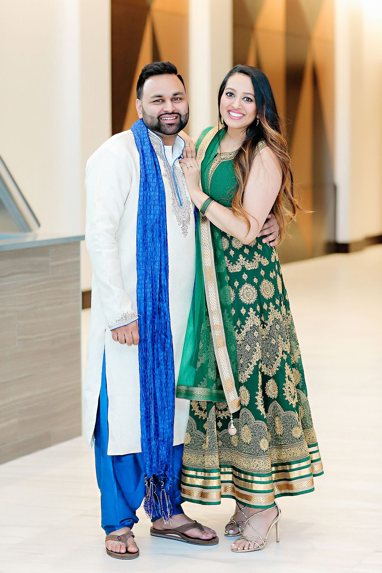 Neil Ganesh Pooja Embassy Suites Conference Center Noblesville 223