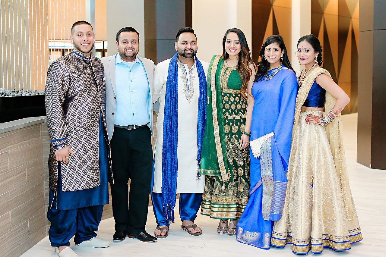 Neil Ganesh Pooja Embassy Suites Conference Center Noblesville 229