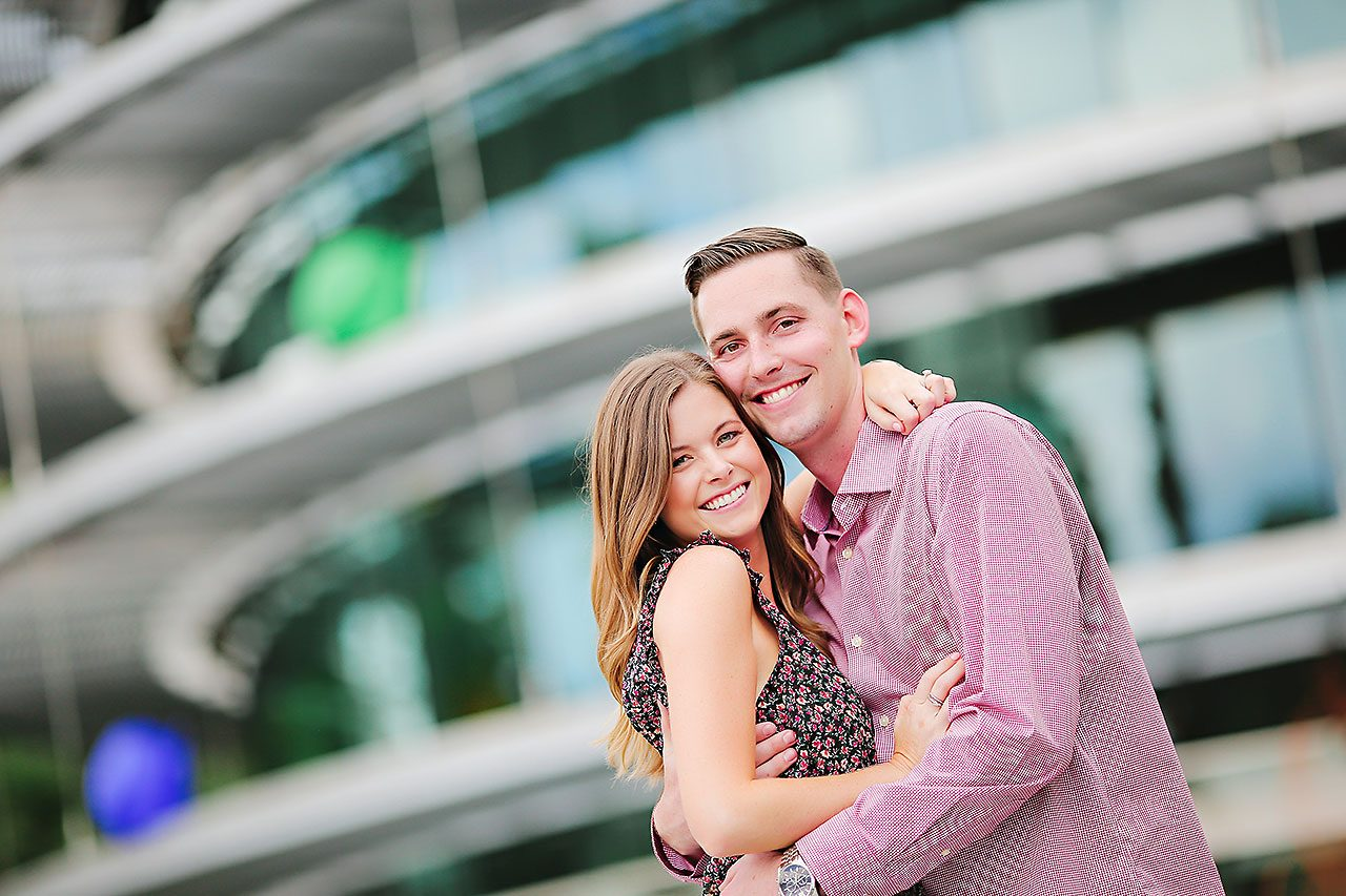 Erin Grant Indianpolis Museum of Art Newfields Engagement Session 013