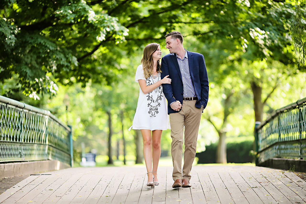 Erin Grant Indianpolis Museum of Art Newfields Engagement Session 132