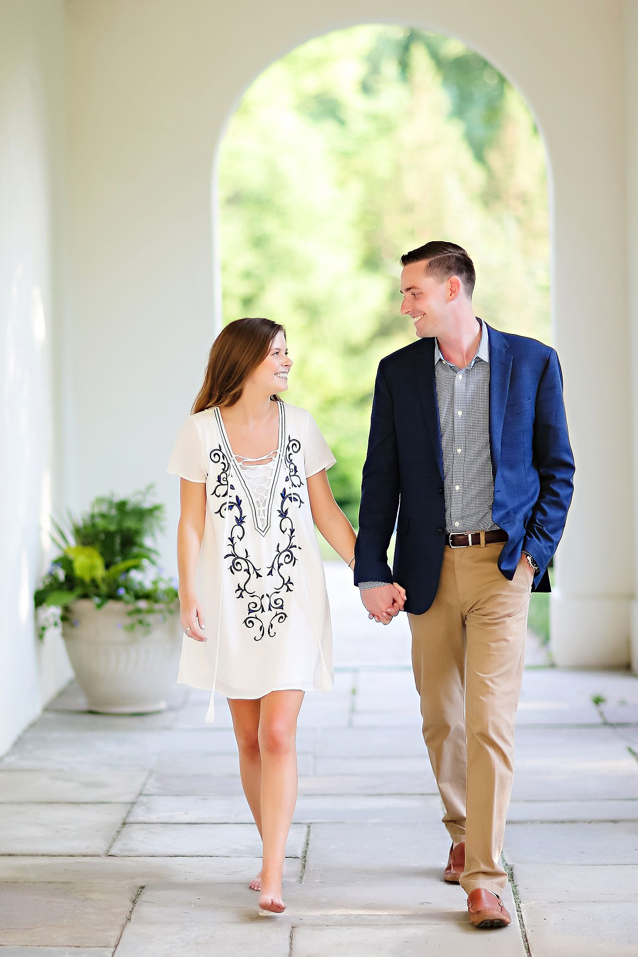 Erin Grant Indianpolis Museum of Art Newfields Engagement Session 151