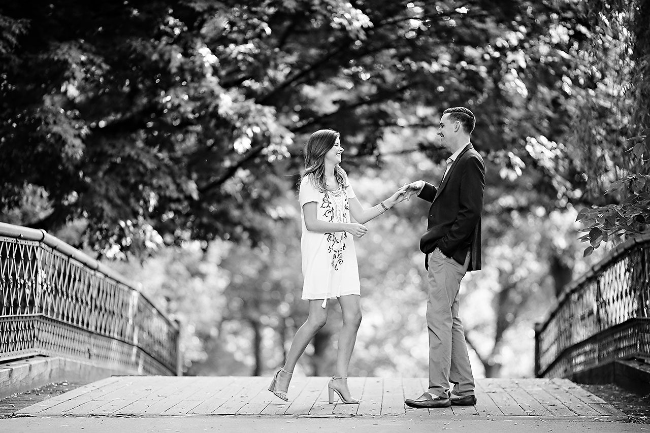 Erin Grant Indianpolis Museum of Art Newfields Engagement Session 173