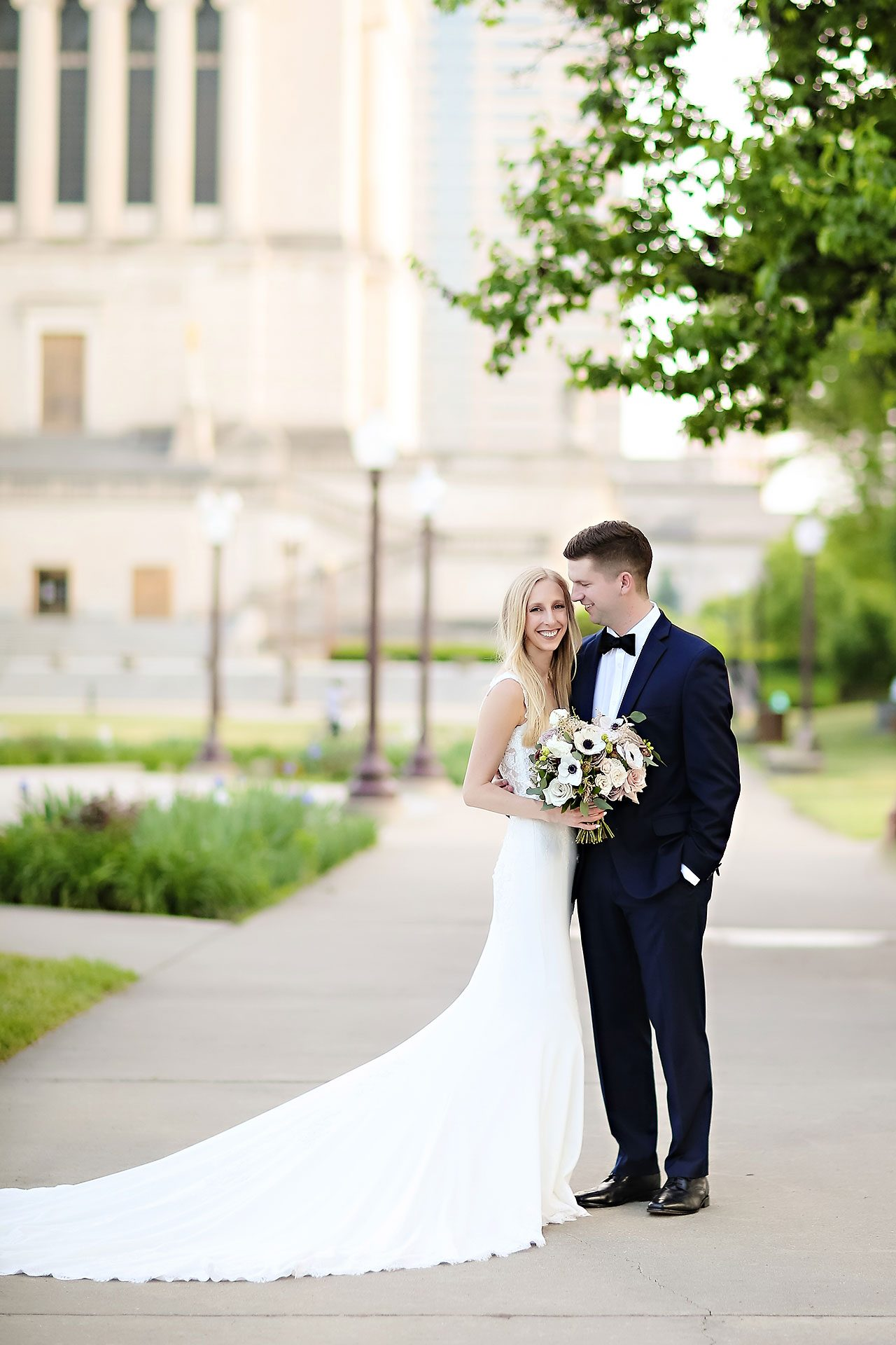 Molly Declan Scottish Rite Indianapolis Wedding 190