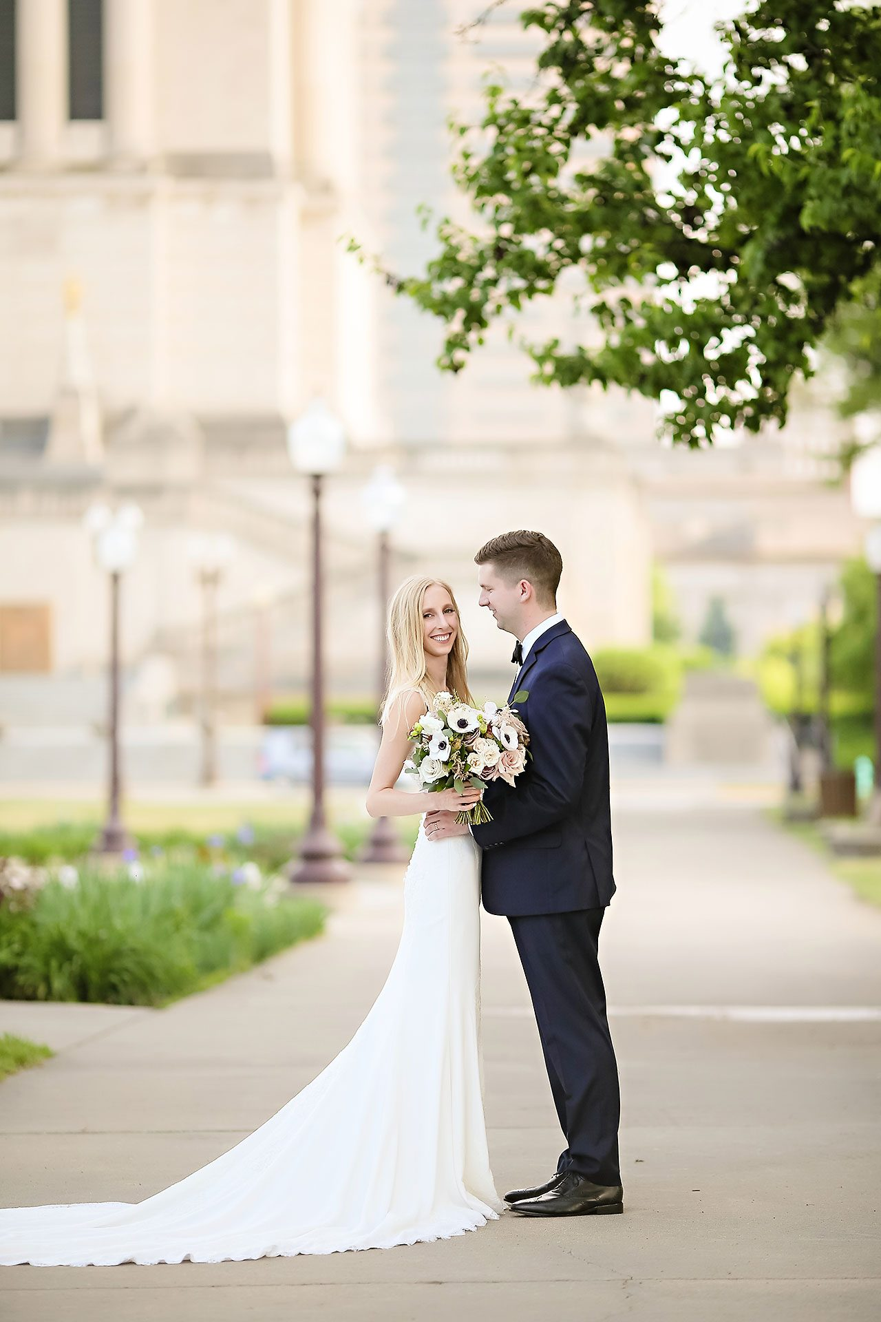 Molly Declan Scottish Rite Indianapolis Wedding 199