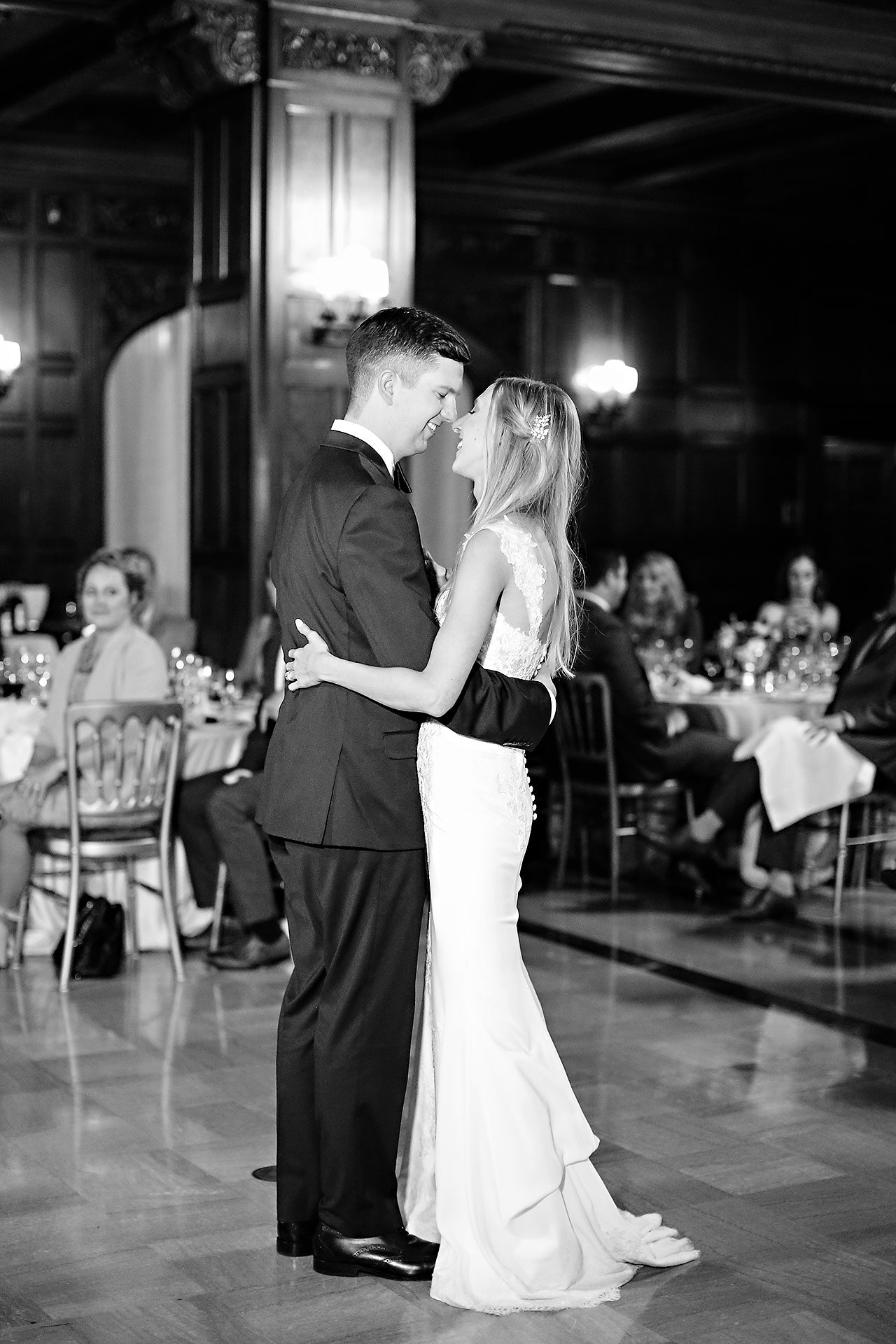 Molly Declan Scottish Rite Indianapolis Wedding 307