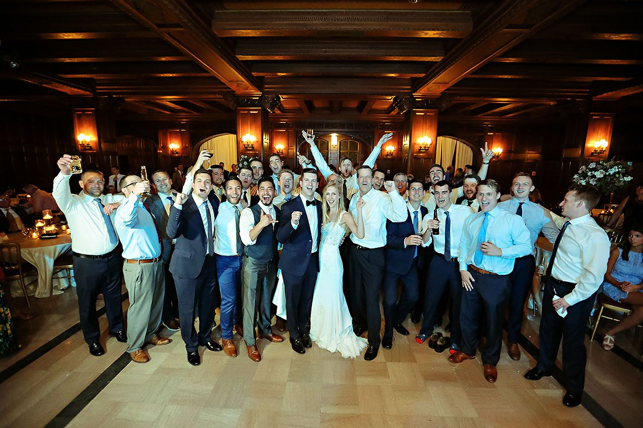 Molly Declan Scottish Rite Indianapolis Wedding 361