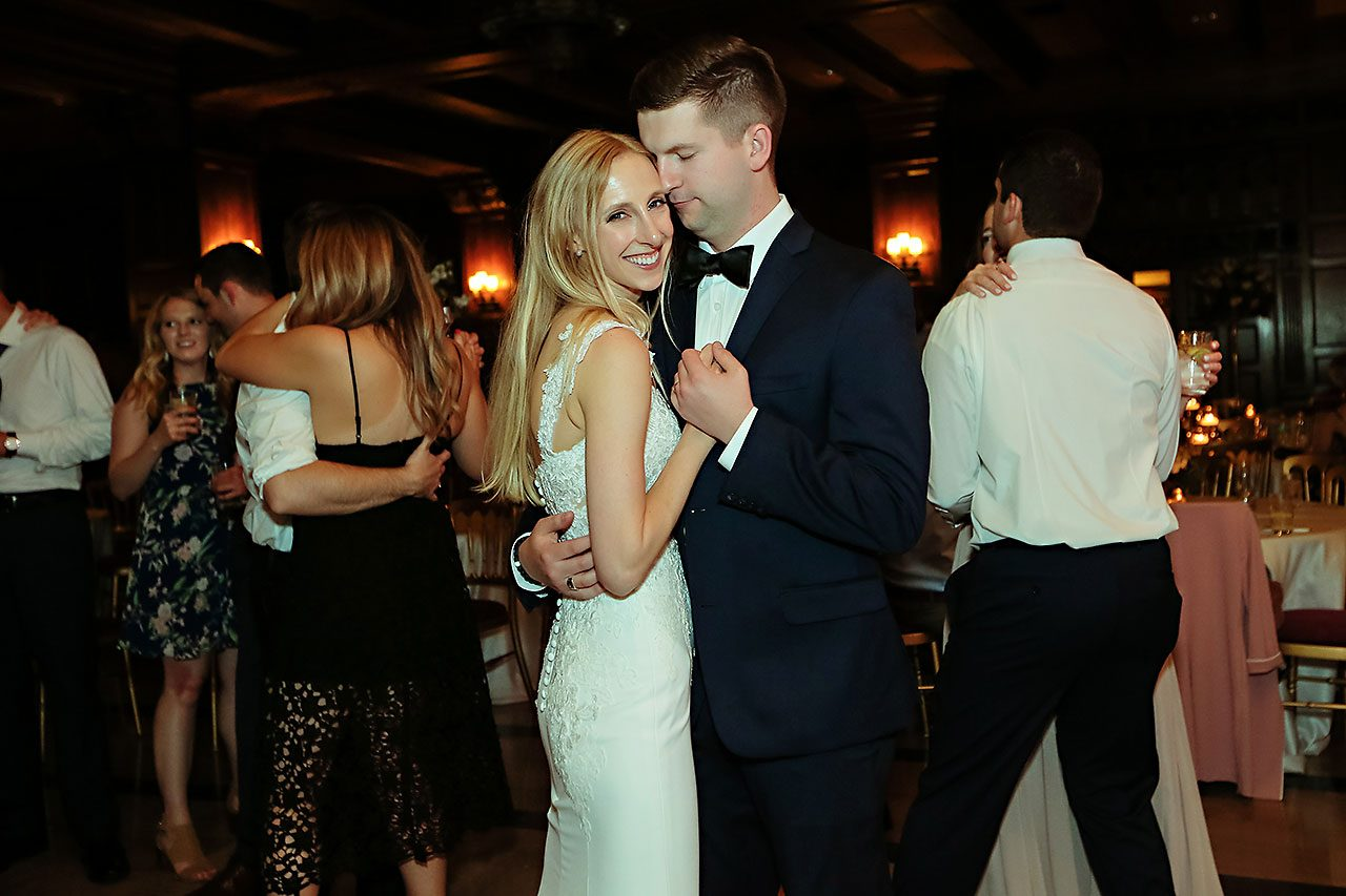 Molly Declan Scottish Rite Indianapolis Wedding 369