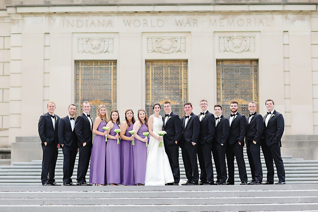 Ali Joey Conrad Indianapolis Wedding 205