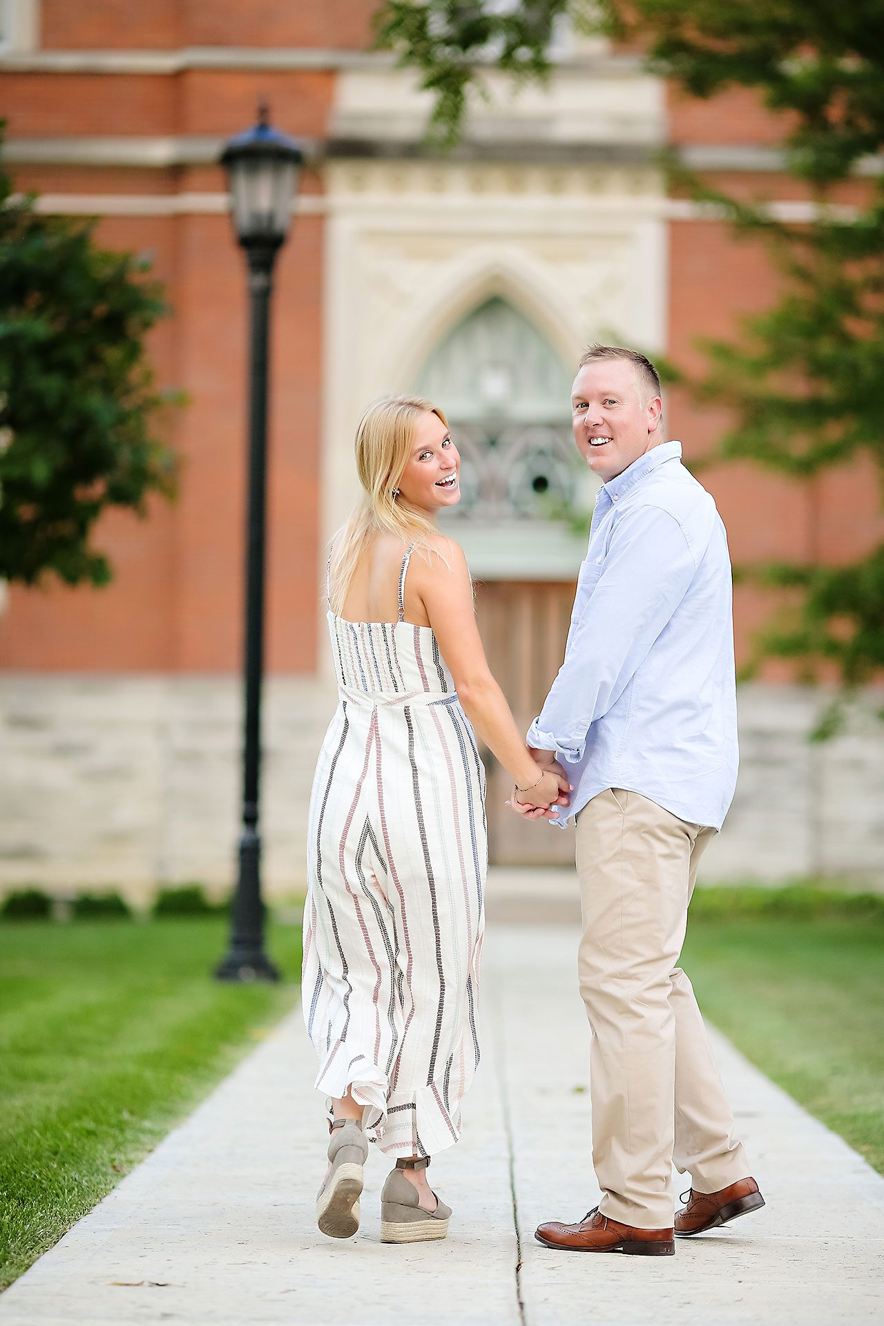 Jamie Reid Depauw University Engagement Session 041