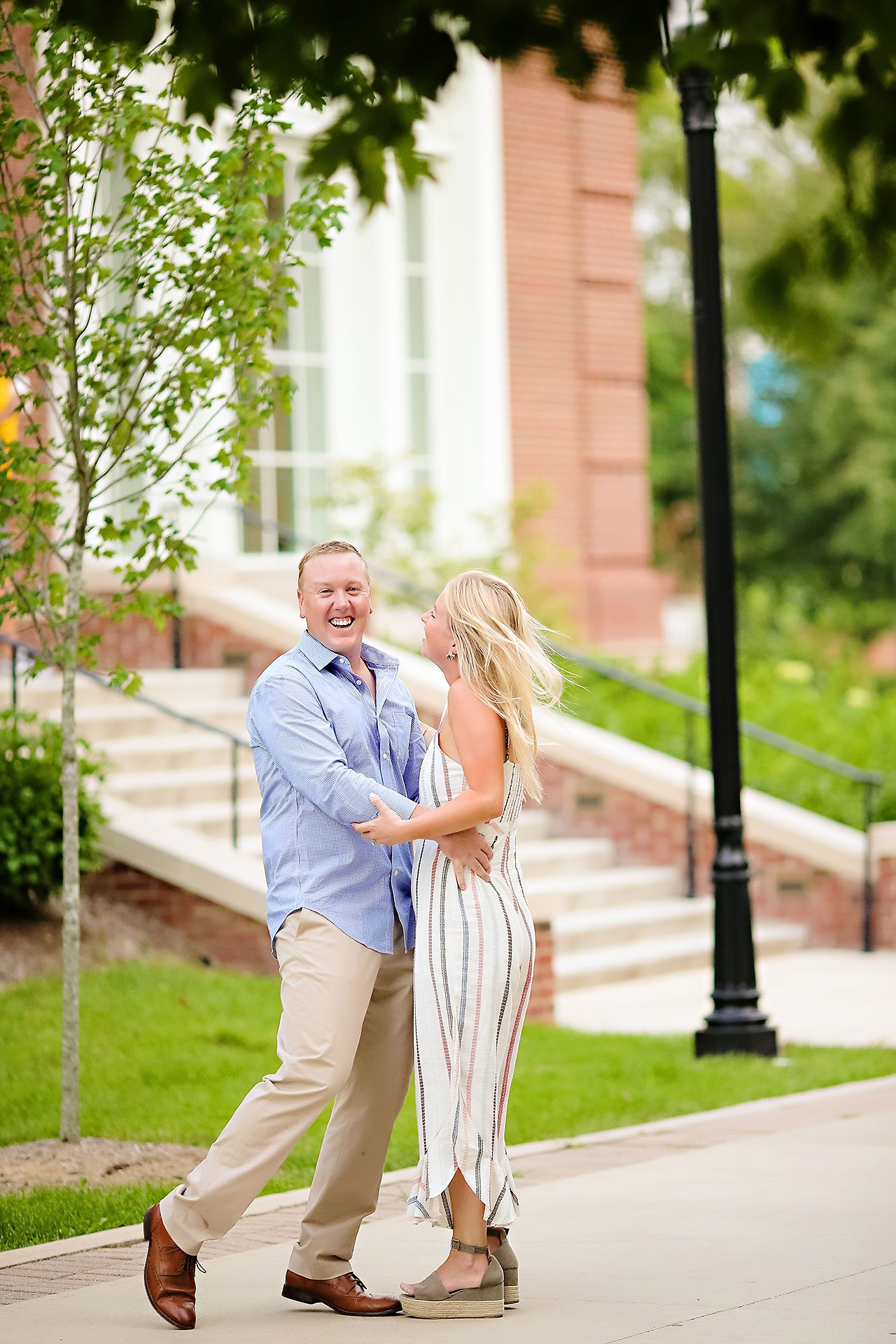 Jamie Reid Depauw University Engagement Session 044