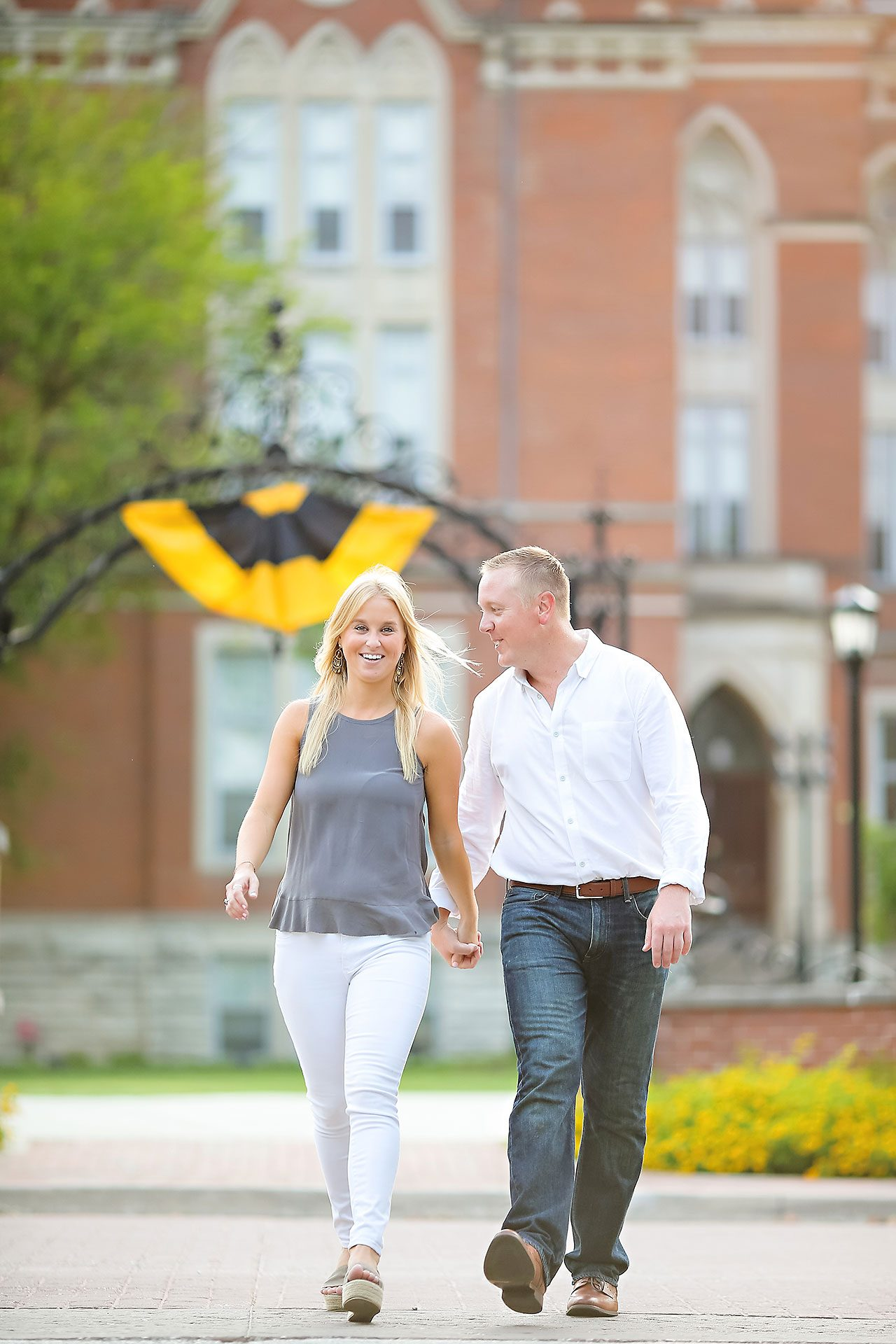 Jamie Reid Depauw University Engagement Session 064