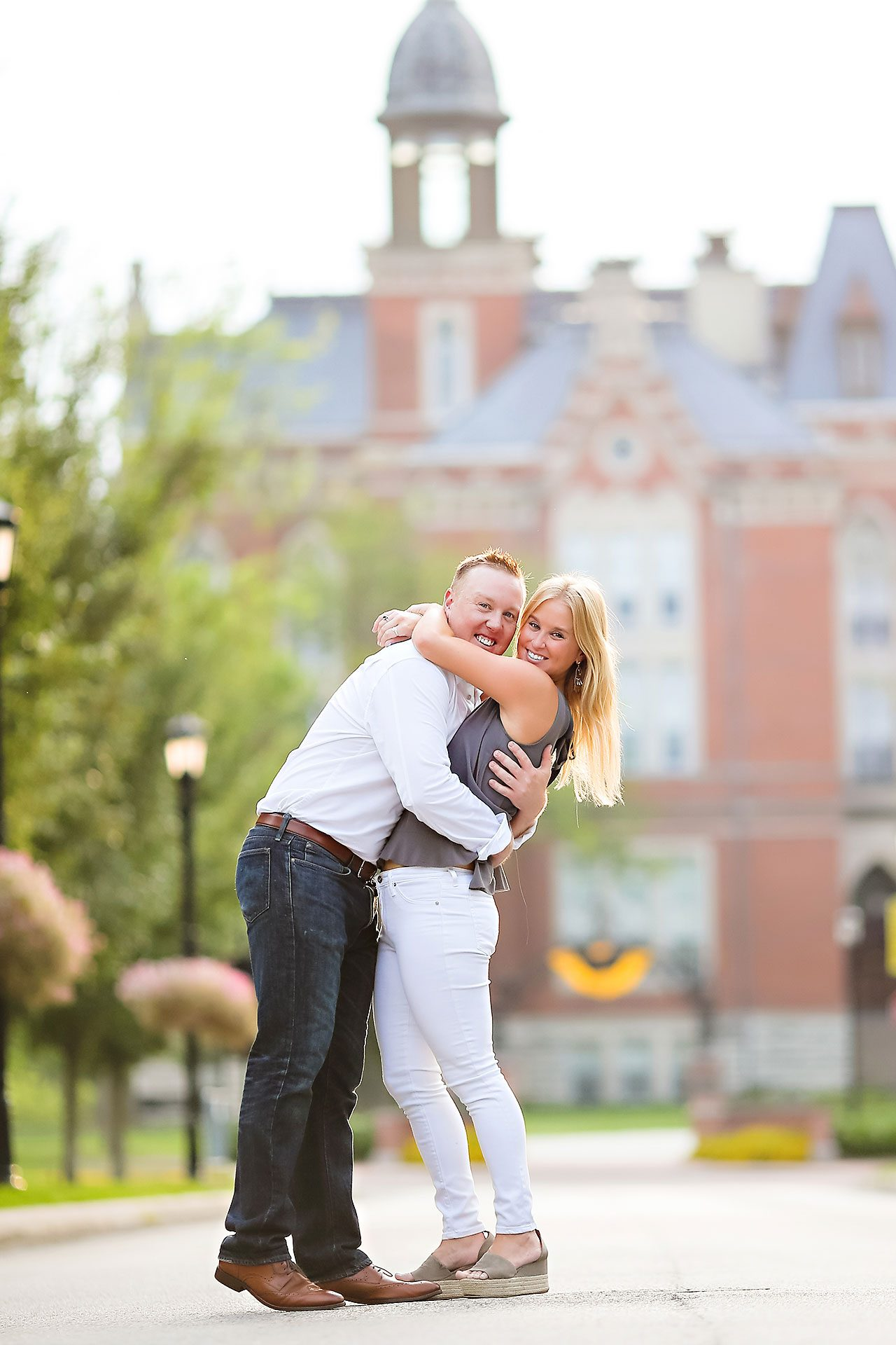 Jamie Reid Depauw University Engagement Session 066