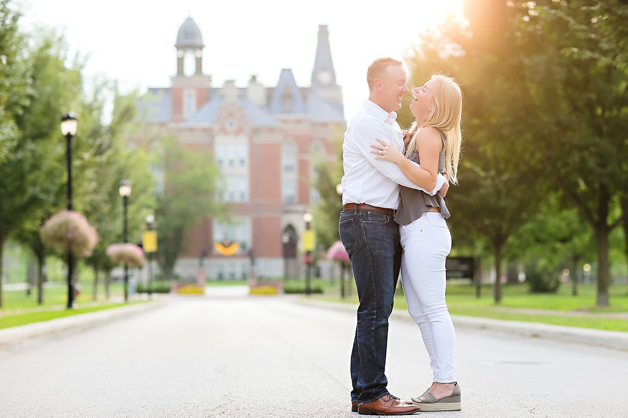 Jamie Reid Depauw University Engagement Session 068