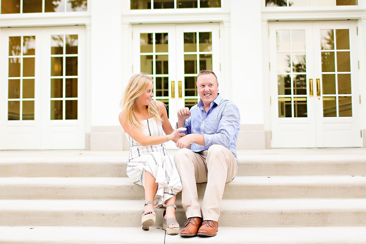 Jamie Reid Depauw University Engagement Session 069