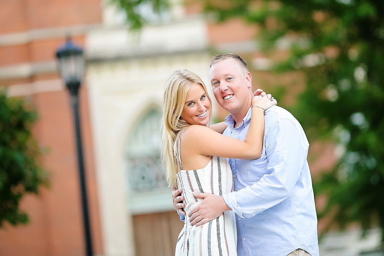Jamie Reid Depauw University Engagement Session 070
