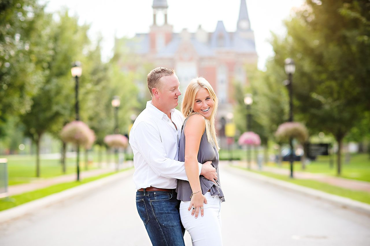 Jamie Reid Depauw University Engagement Session 071