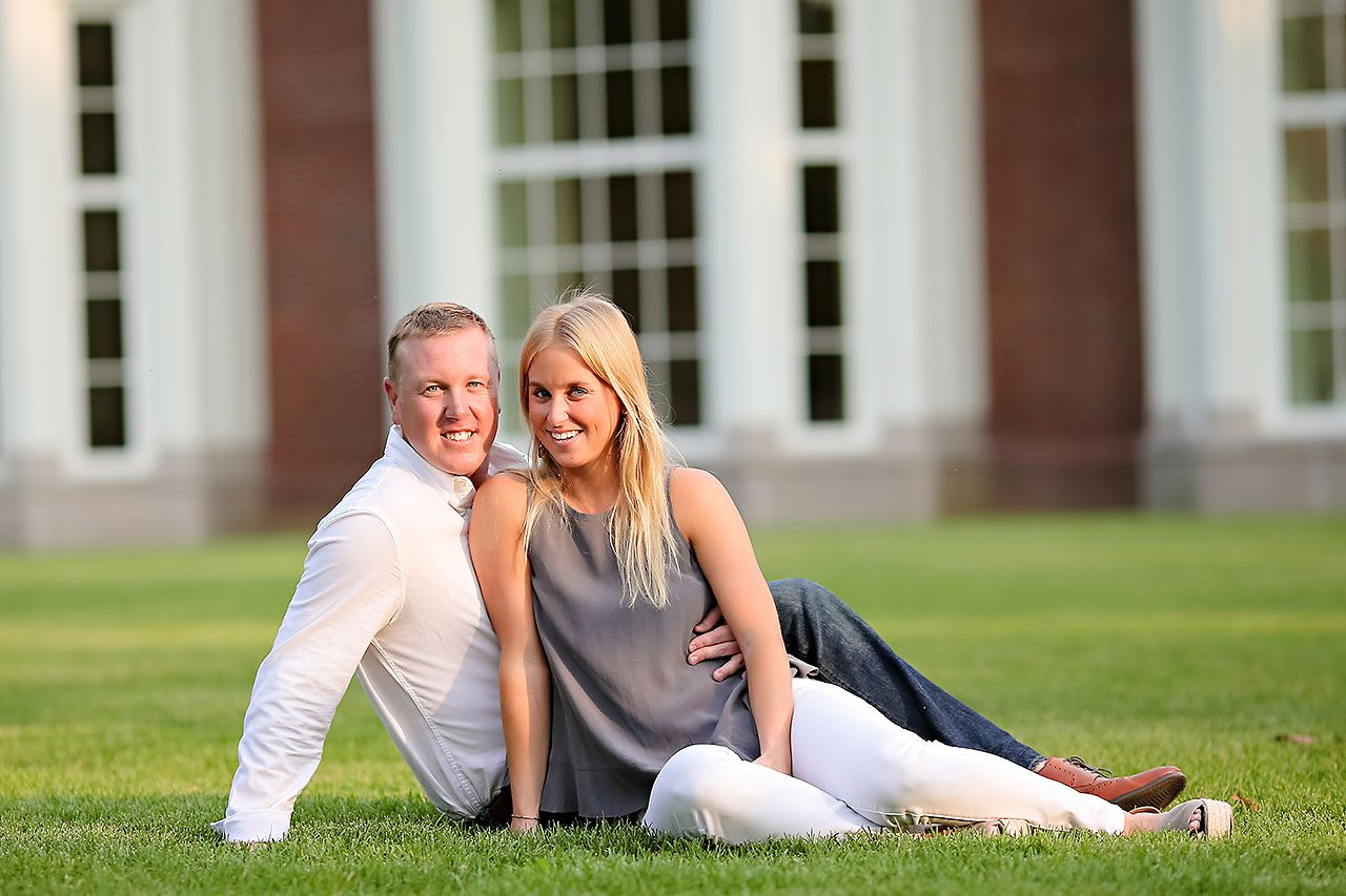 Jamie Reid Depauw University Engagement Session 073