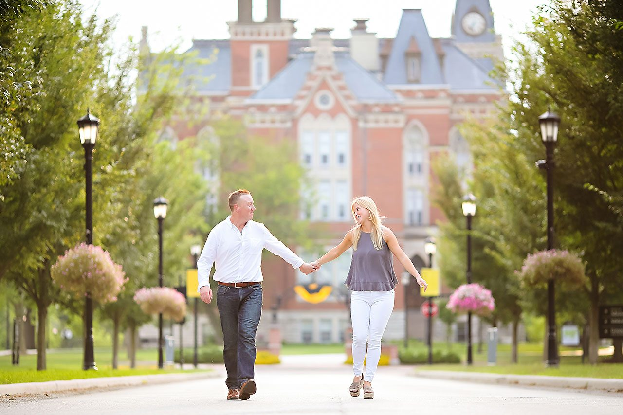 Jamie Reid Depauw University Engagement Session 074