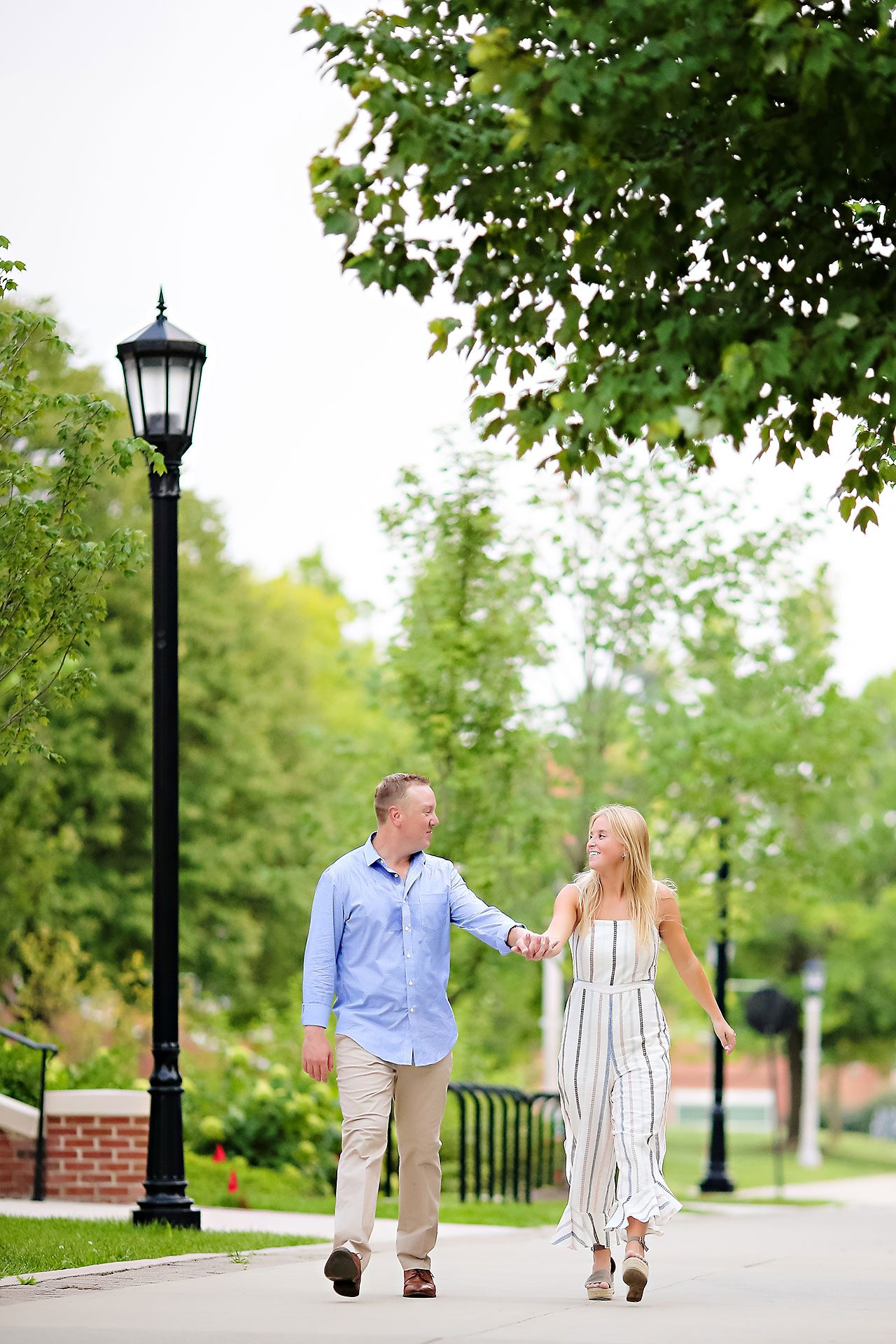 Jamie Reid Depauw University Engagement Session 078