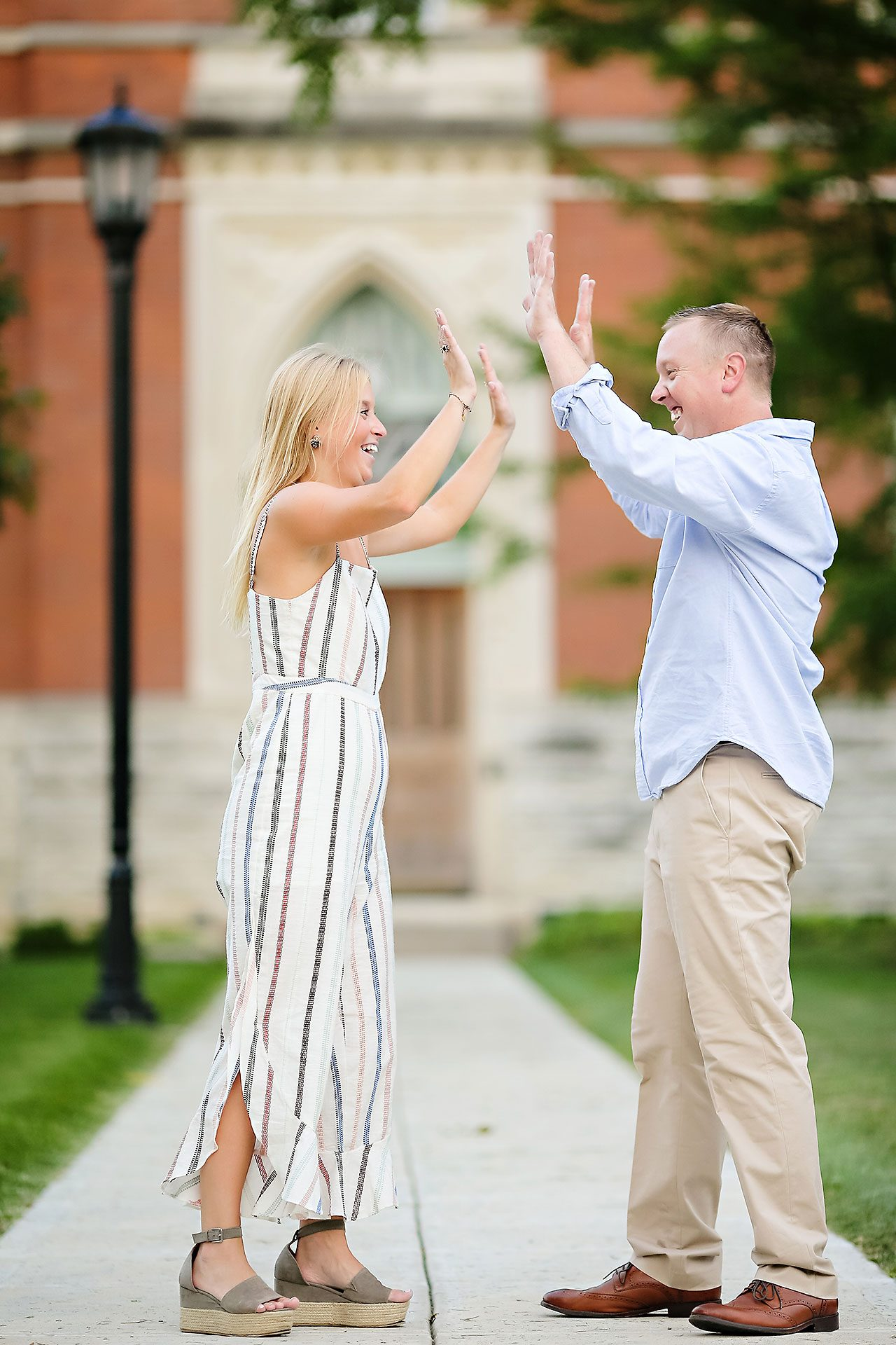 Jamie Reid Depauw University Engagement Session 080