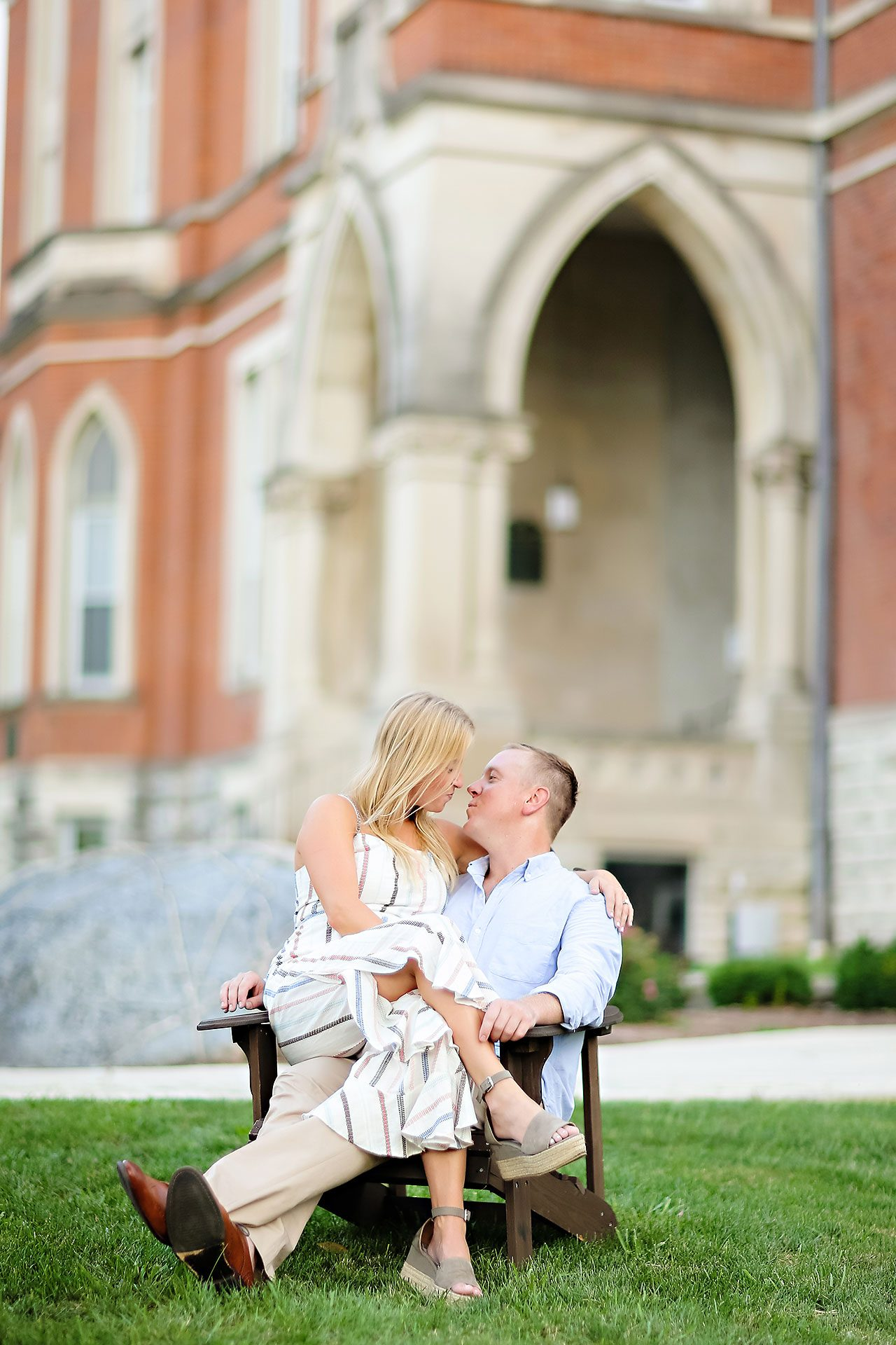 Jamie Reid Depauw University Engagement Session 081