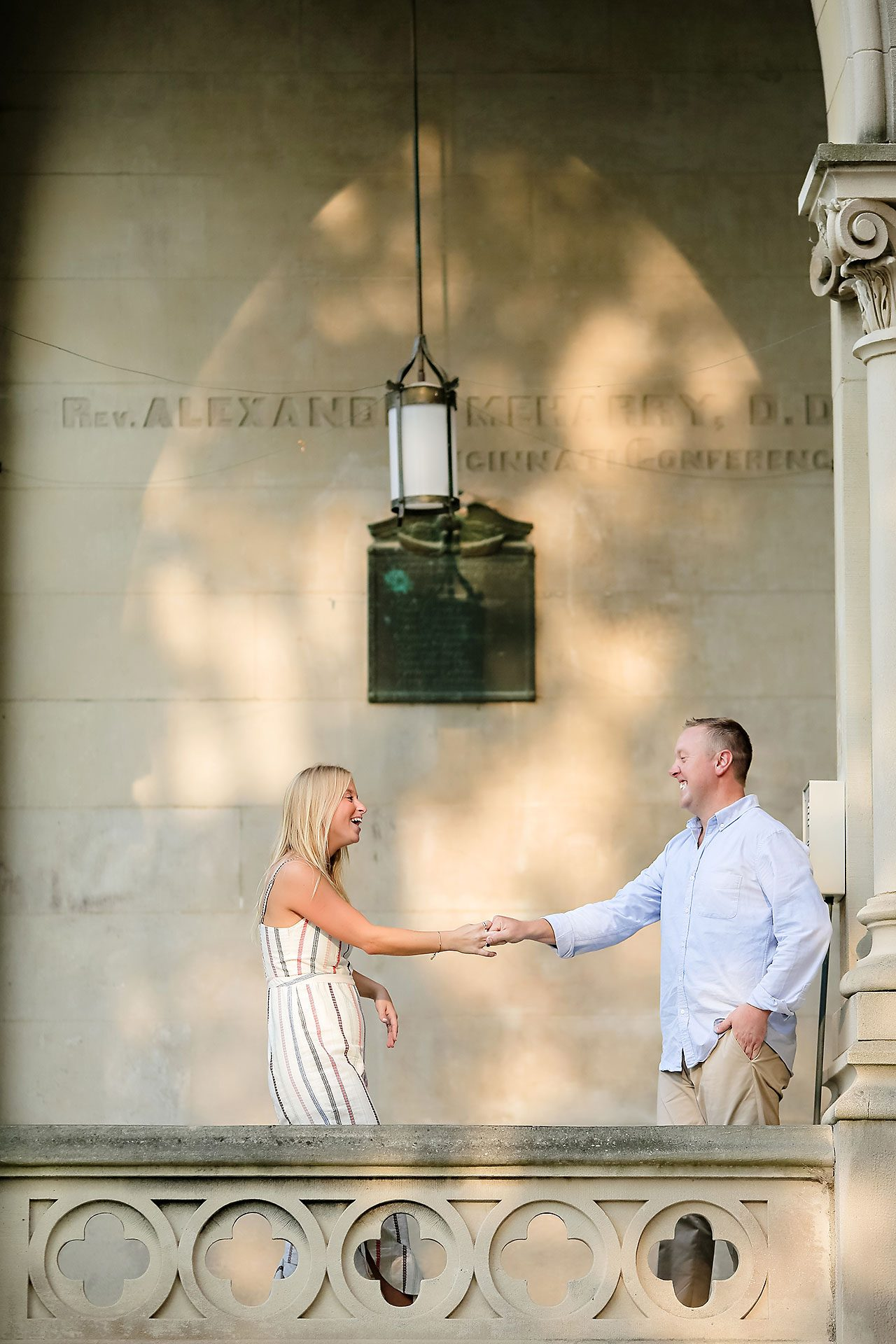 Jamie Reid Depauw University Engagement Session 083
