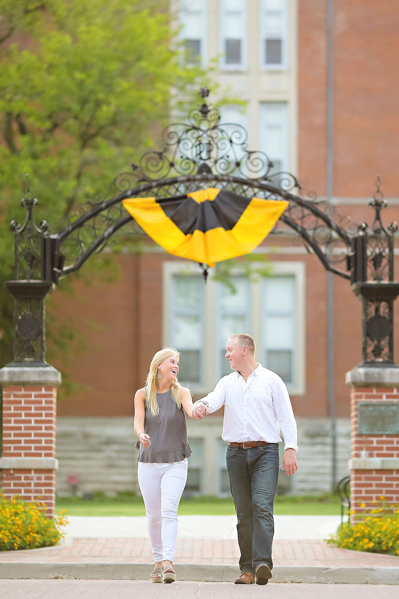 Jamie Reid Depauw University Engagement Session 085