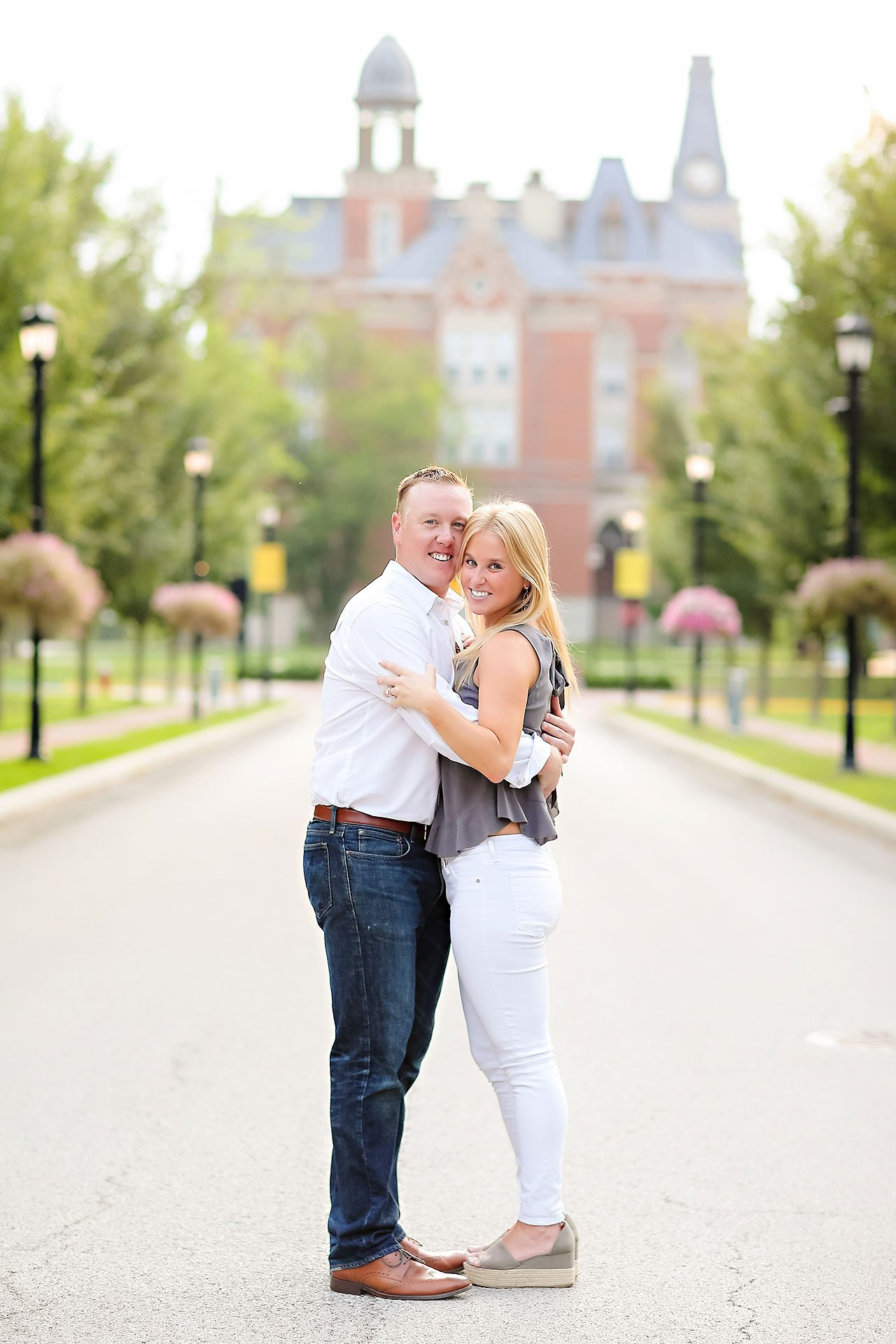 Jamie Reid Depauw University Engagement Session 087