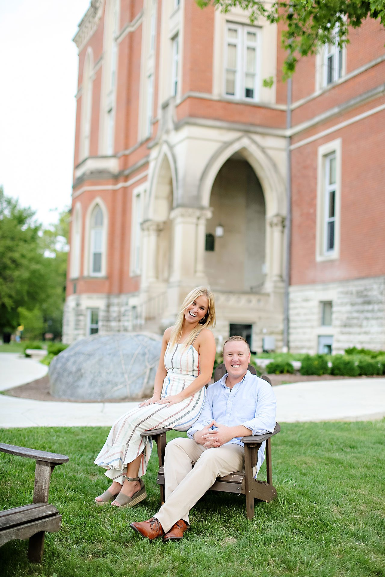 Jamie Reid Depauw University Engagement Session 090