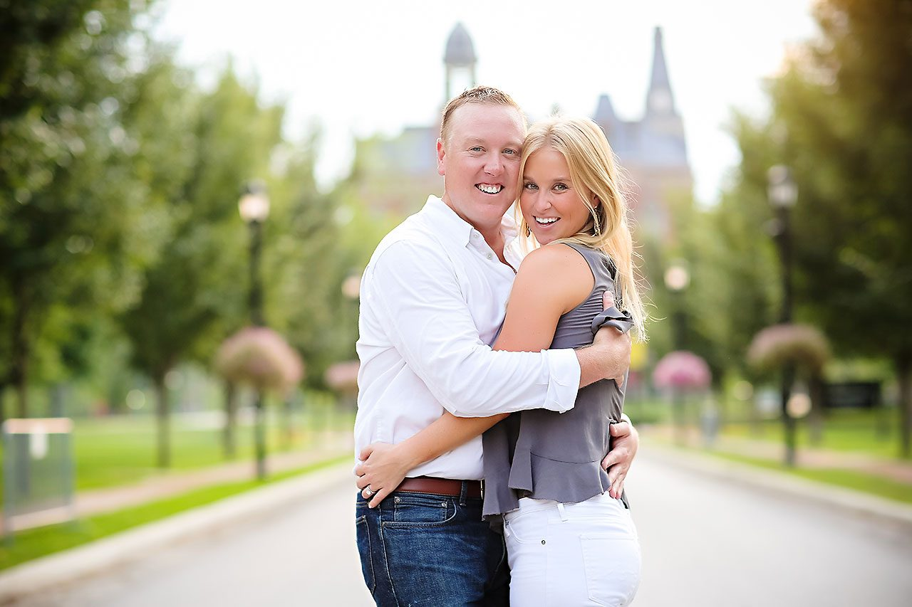 Jamie Reid Depauw University Engagement Session 093
