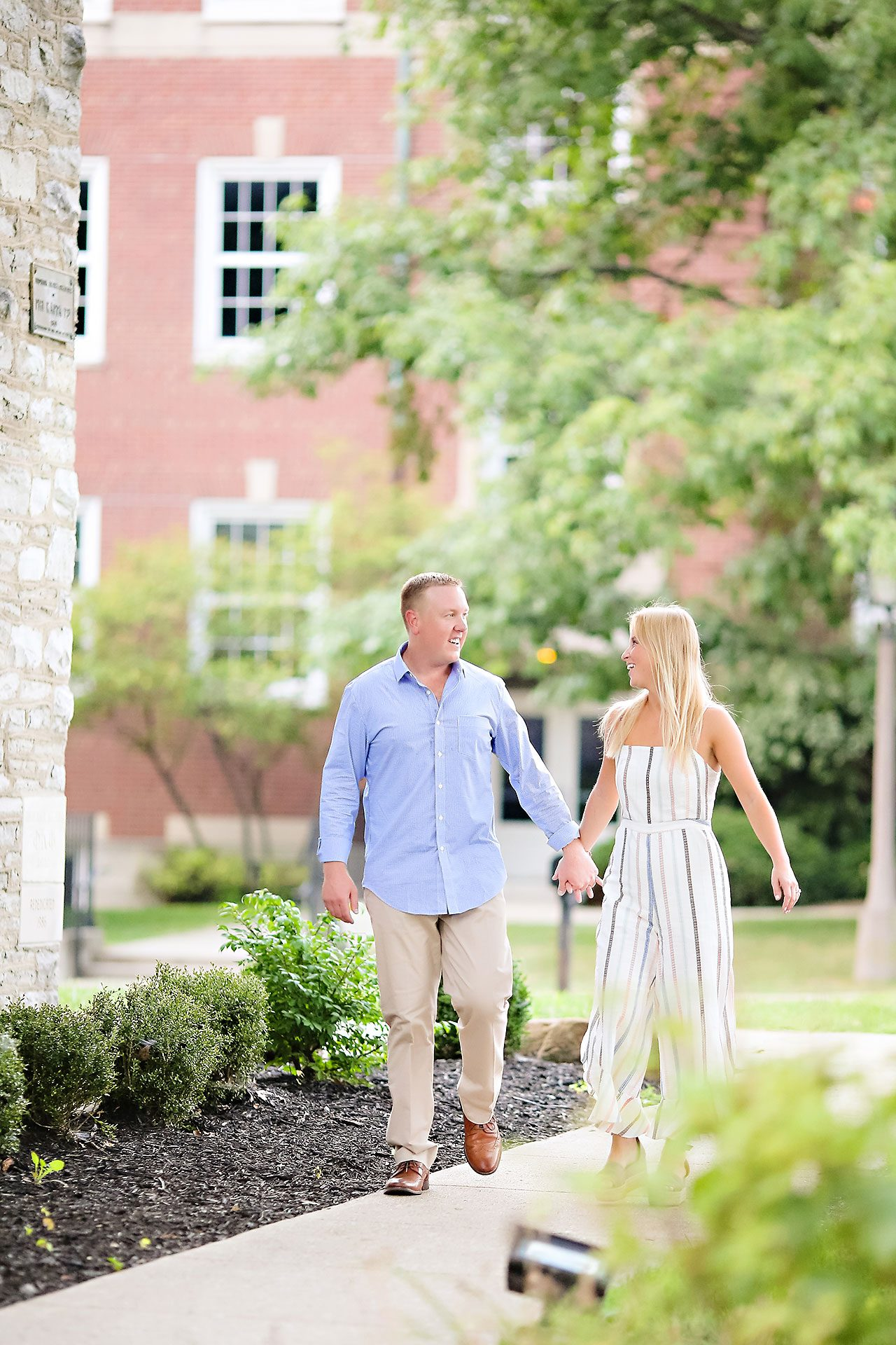 Jamie Reid Depauw University Engagement Session 101