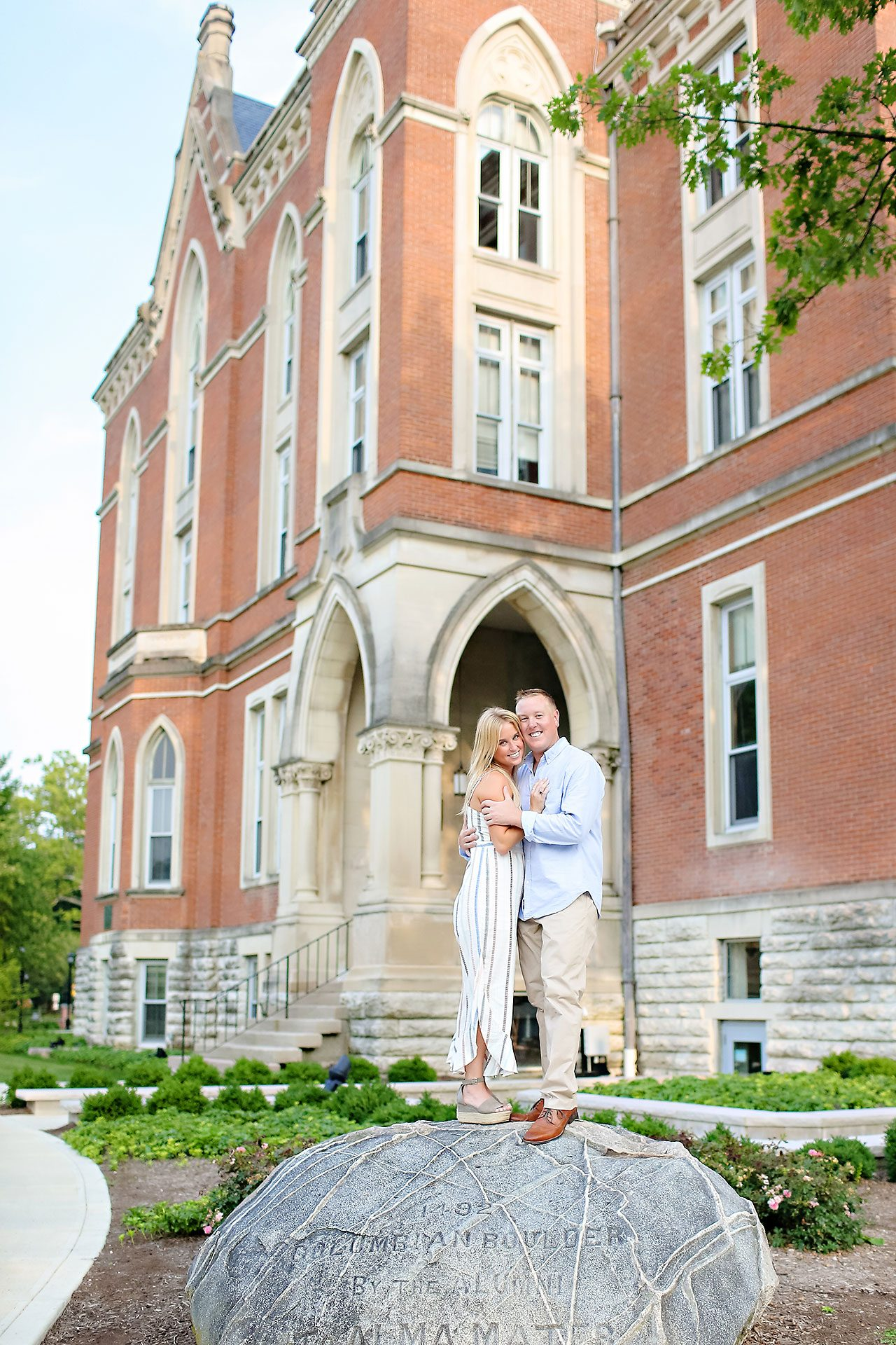 Jamie Reid Depauw University Engagement Session 102