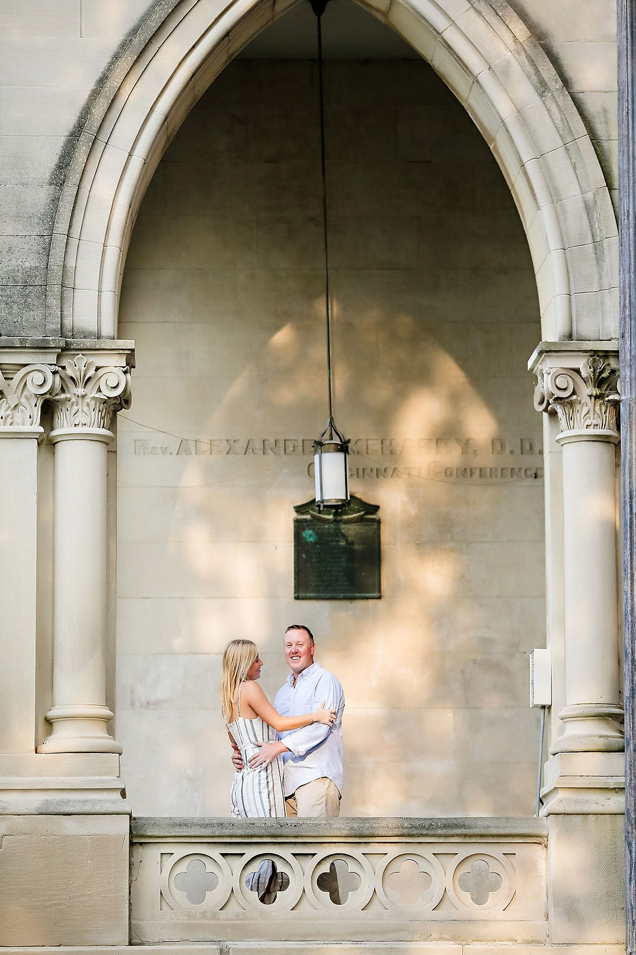 Jamie Reid Depauw University Engagement Session 107