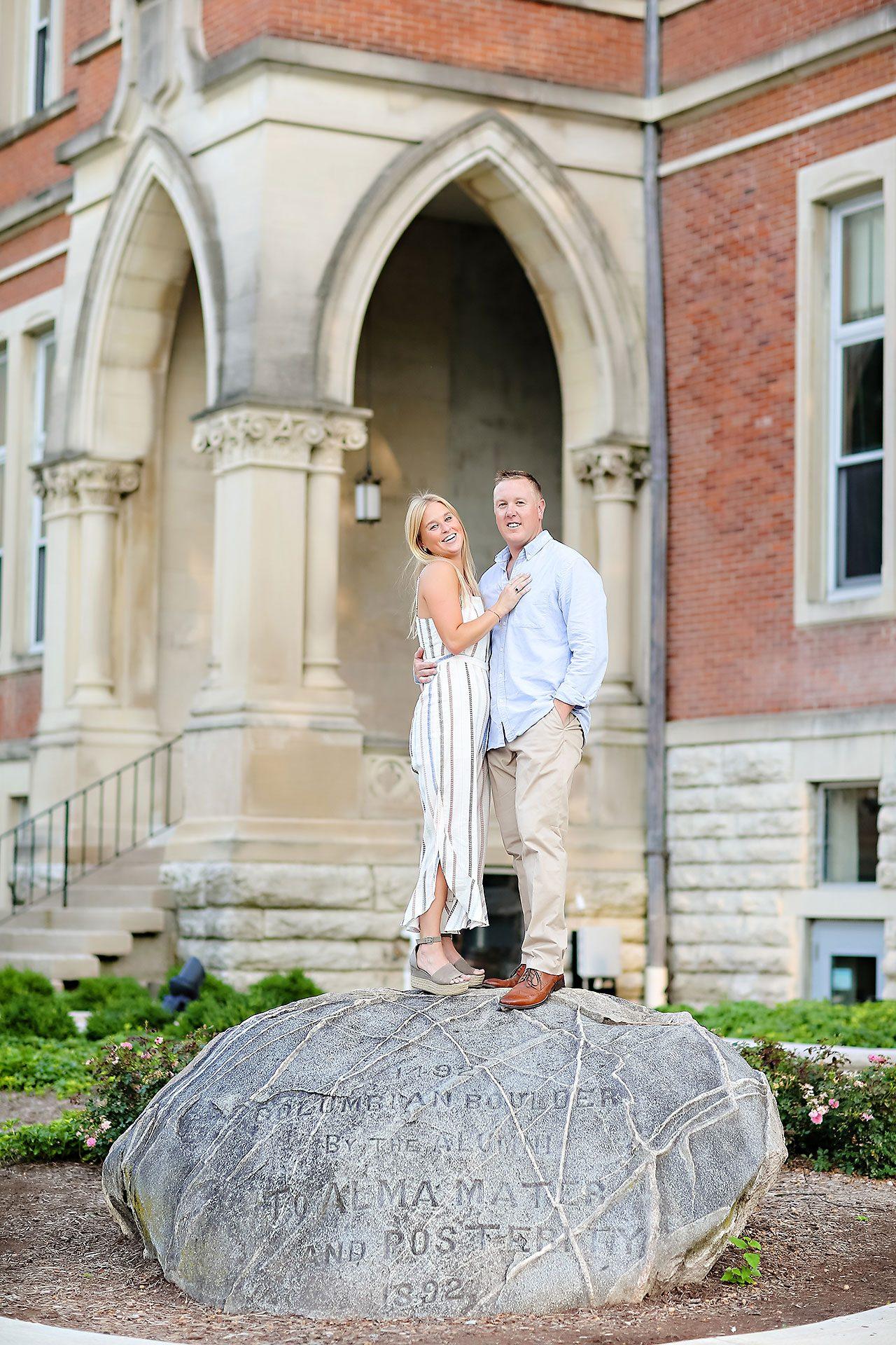 Jamie Reid Depauw University Engagement Session 115