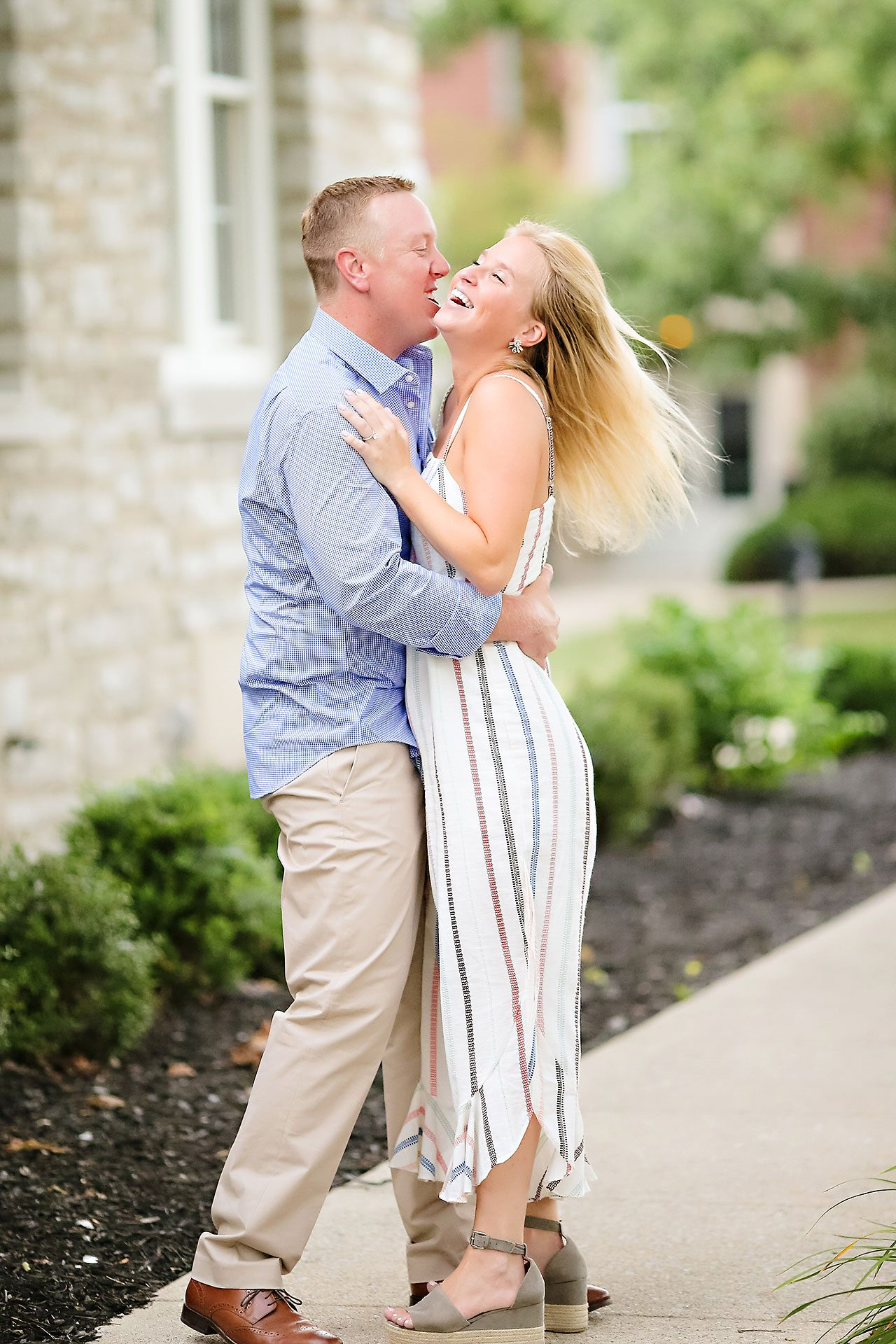 Jamie Reid Depauw University Engagement Session 117