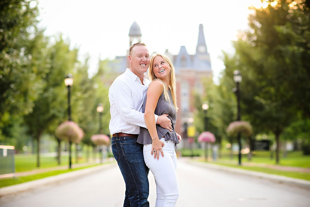 Jamie Reid Depauw University Engagement Session 118