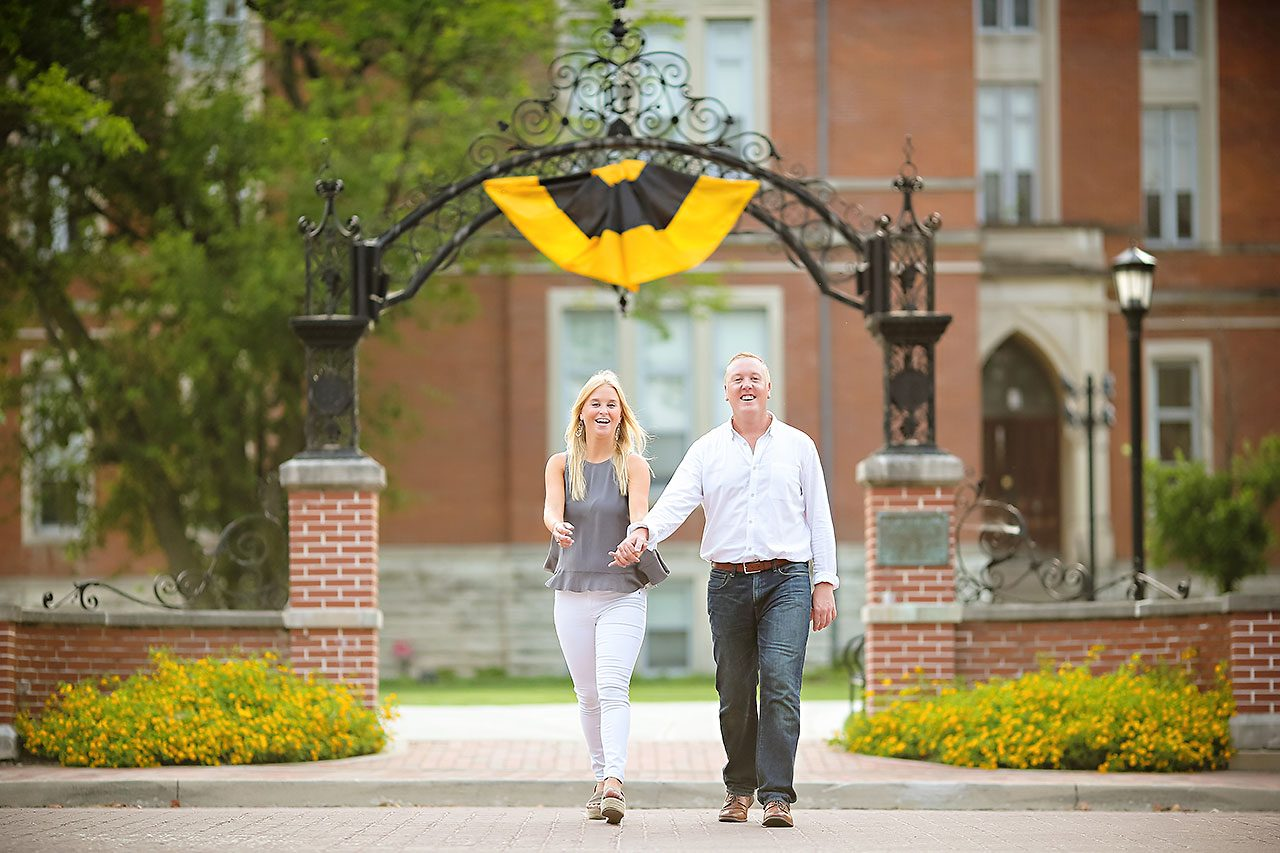 Jamie Reid Depauw University Engagement Session 122