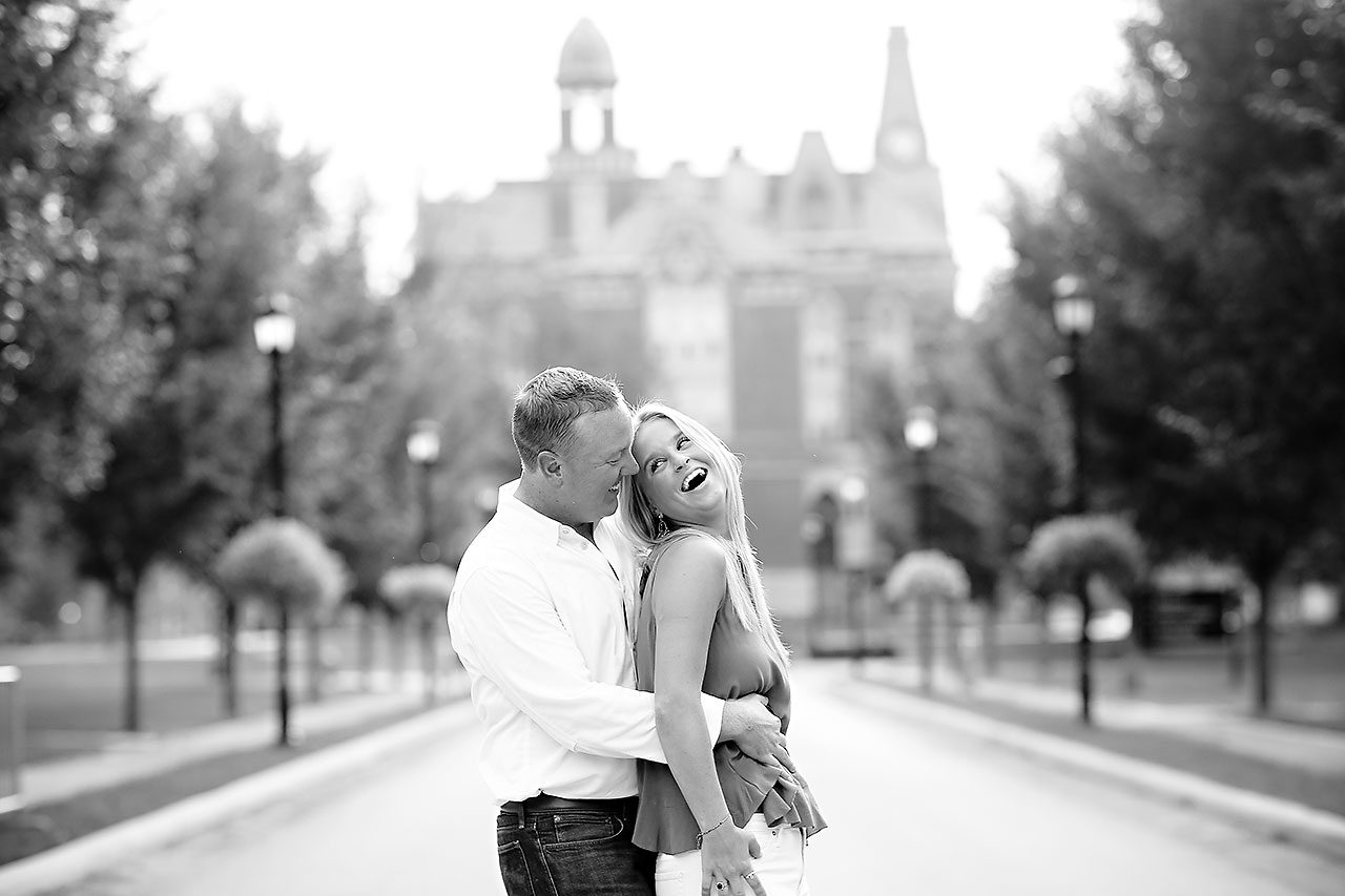 Jamie Reid Depauw University Engagement Session 123