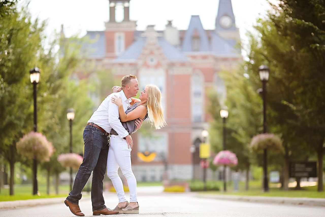 Jamie Reid Depauw University Engagement Session 124