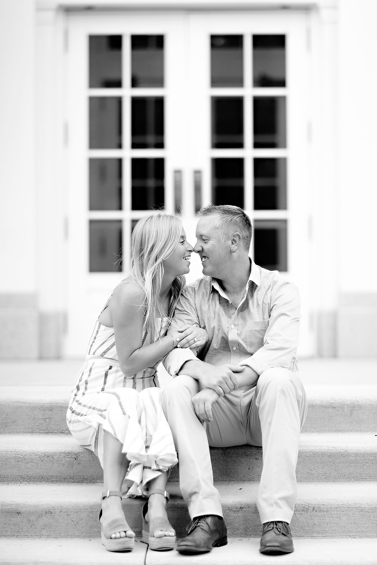 Jamie Reid Depauw University Engagement Session 126