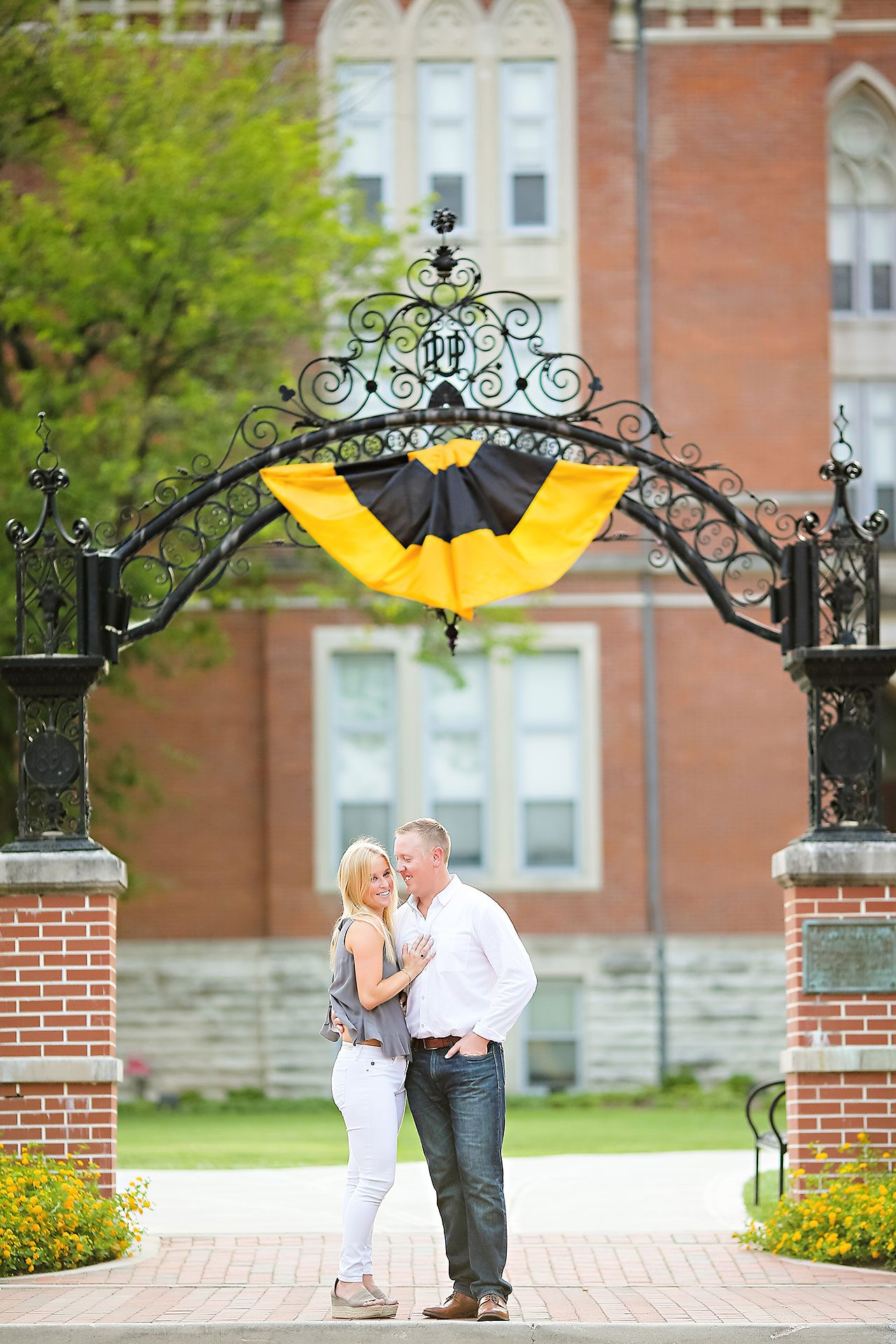 Jamie Reid Depauw University Engagement Session 139