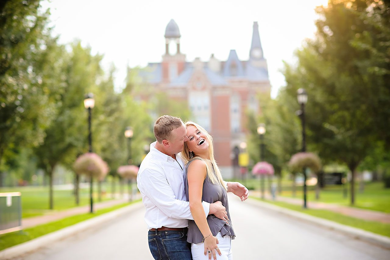 Jamie Reid Depauw University Engagement Session 141