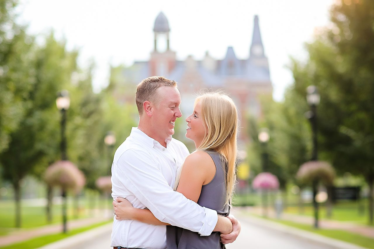 Jamie Reid Depauw University Engagement Session 143