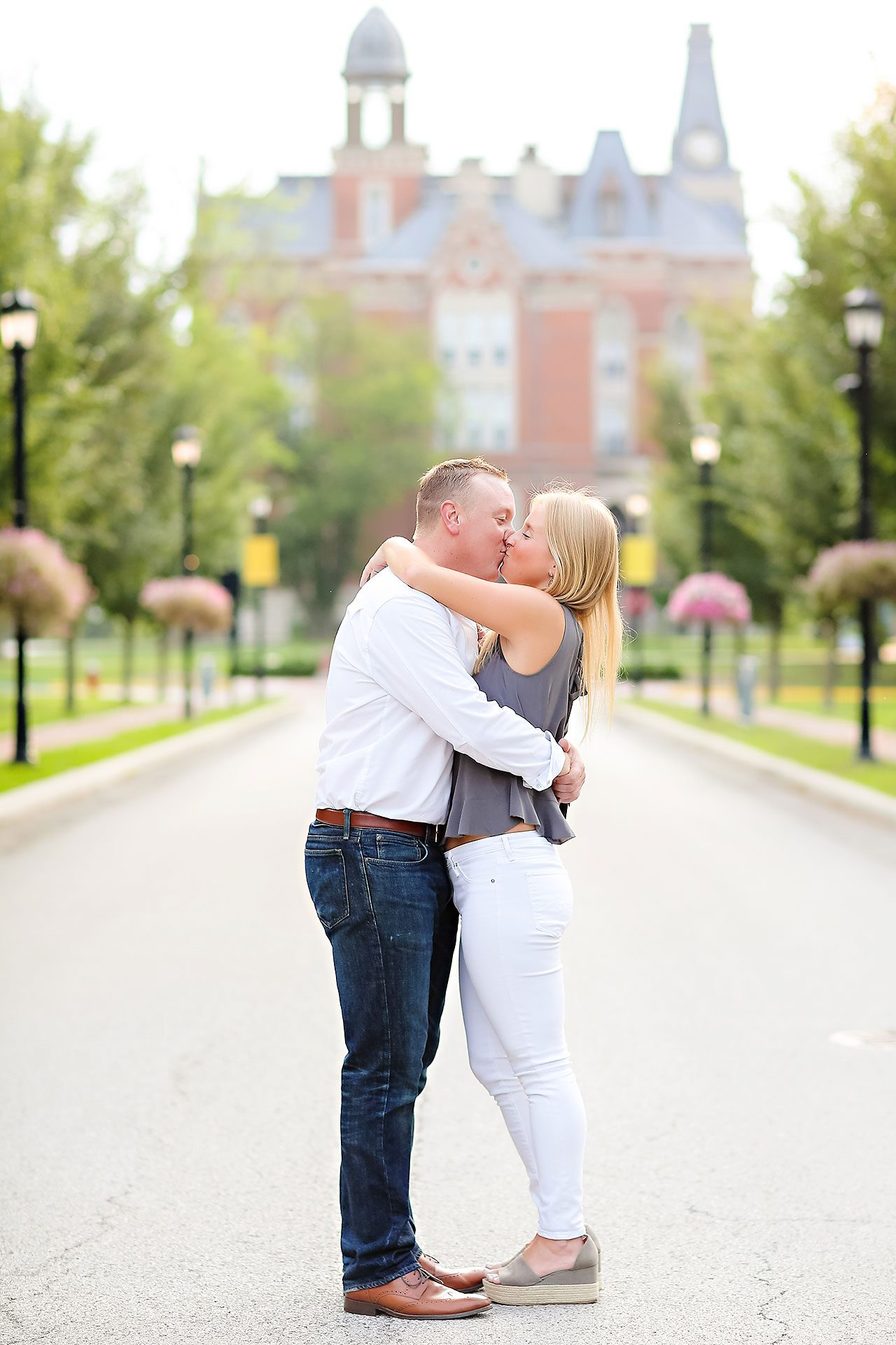 Jamie Reid Depauw University Engagement Session 145
