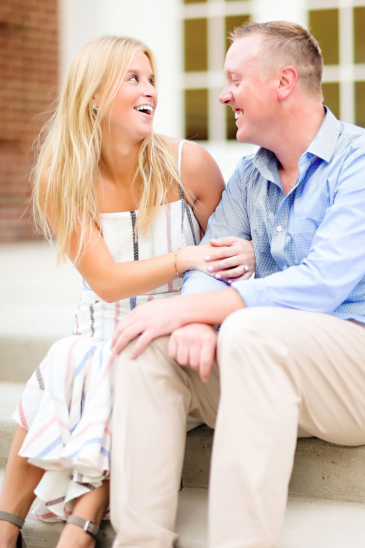 Jamie Reid Depauw University Engagement Session 150