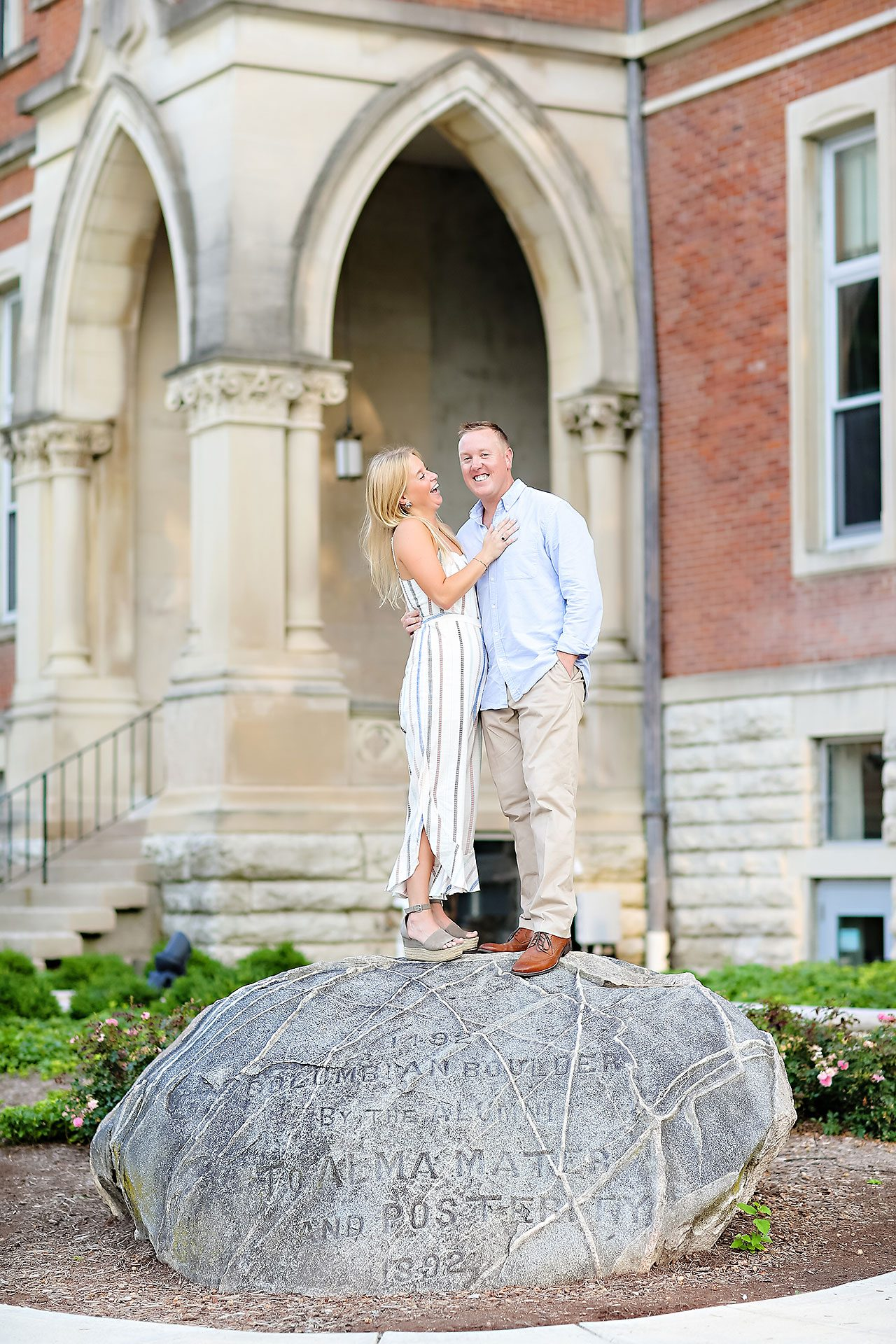 Jamie Reid Depauw University Engagement Session 151