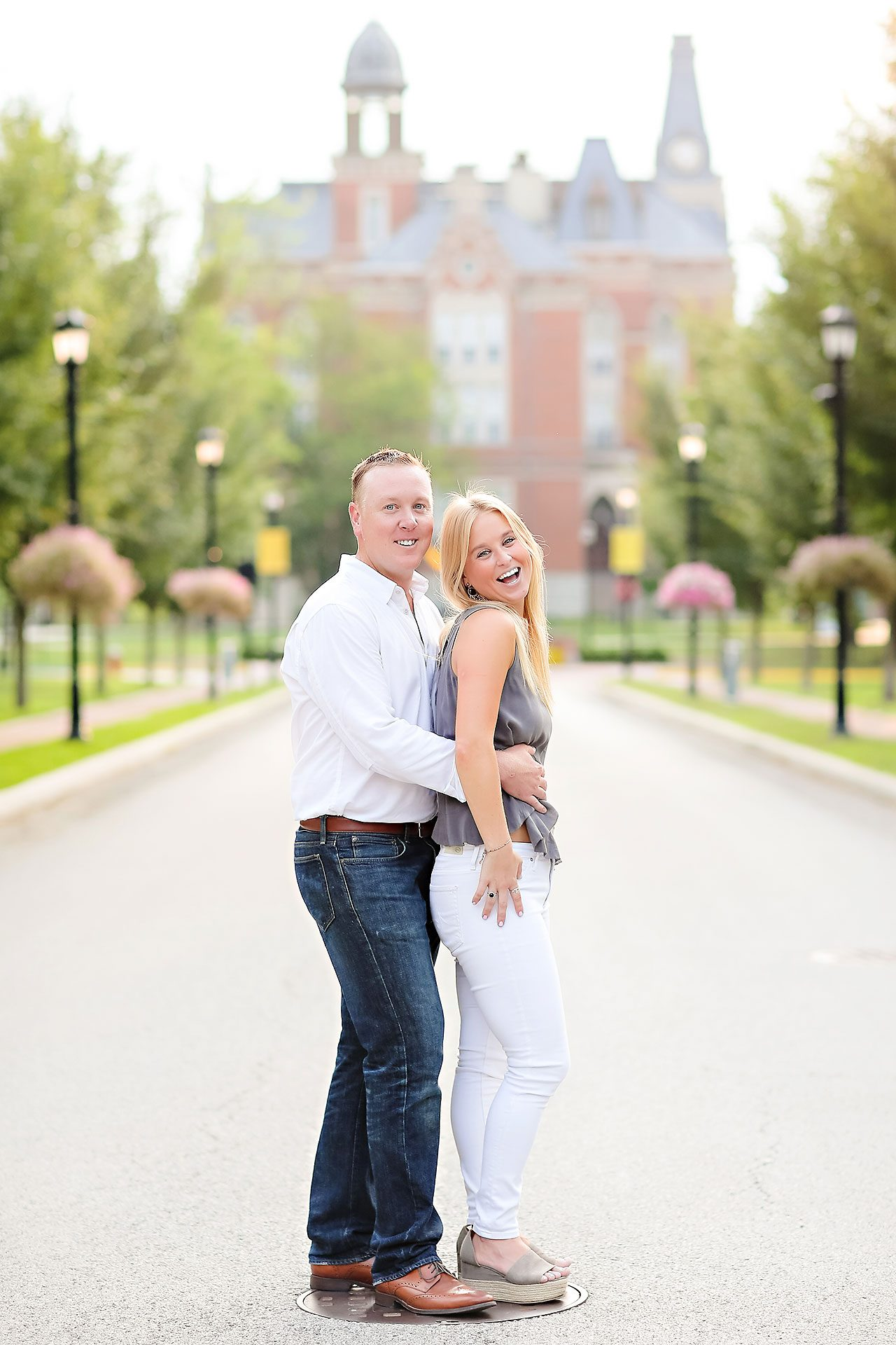 Jamie Reid Depauw University Engagement Session 153