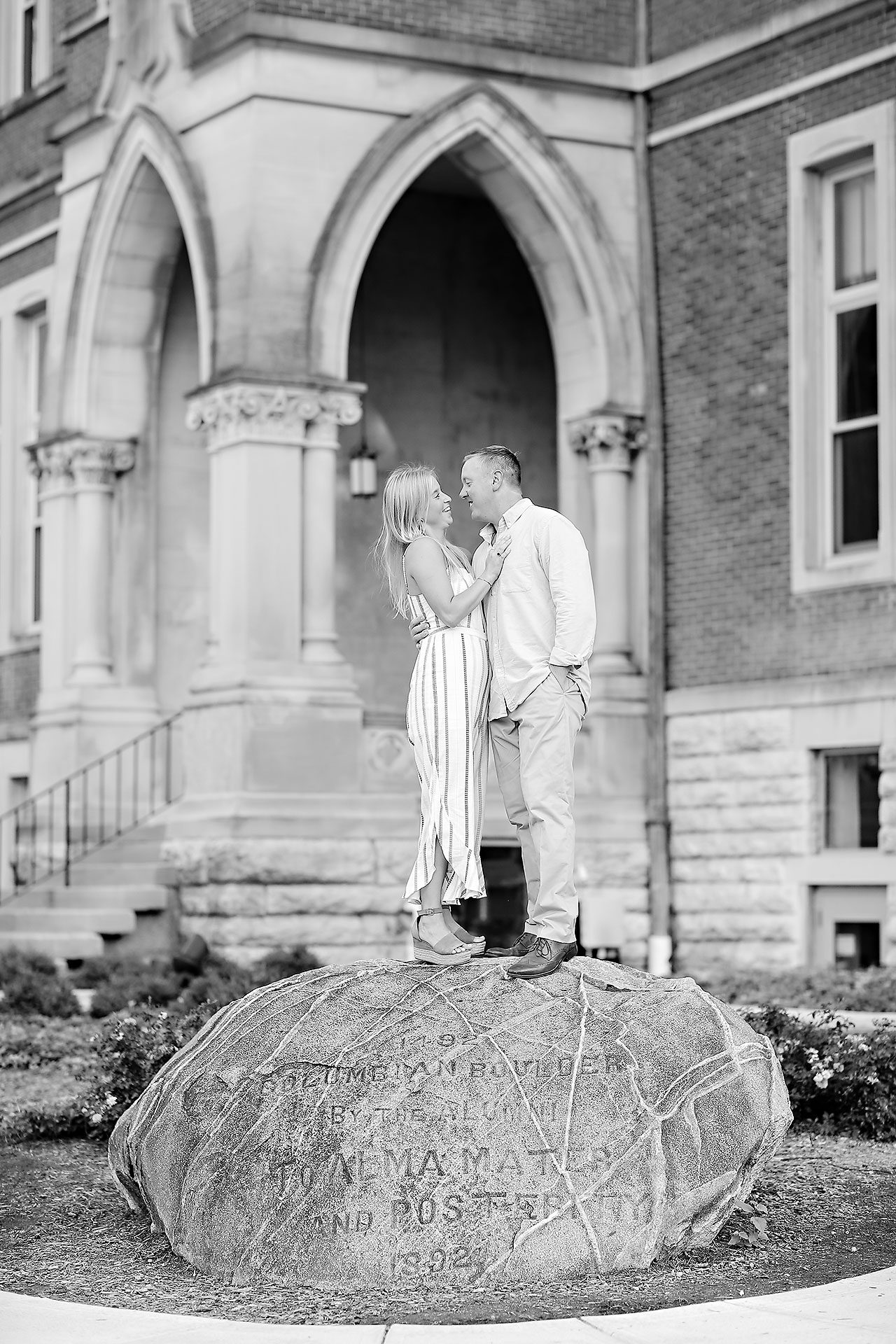 Jamie Reid Depauw University Engagement Session 156