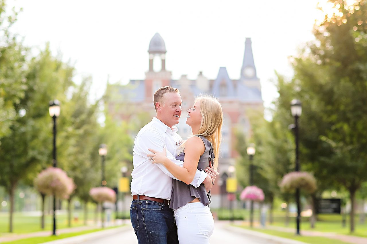 Jamie Reid Depauw University Engagement Session 162